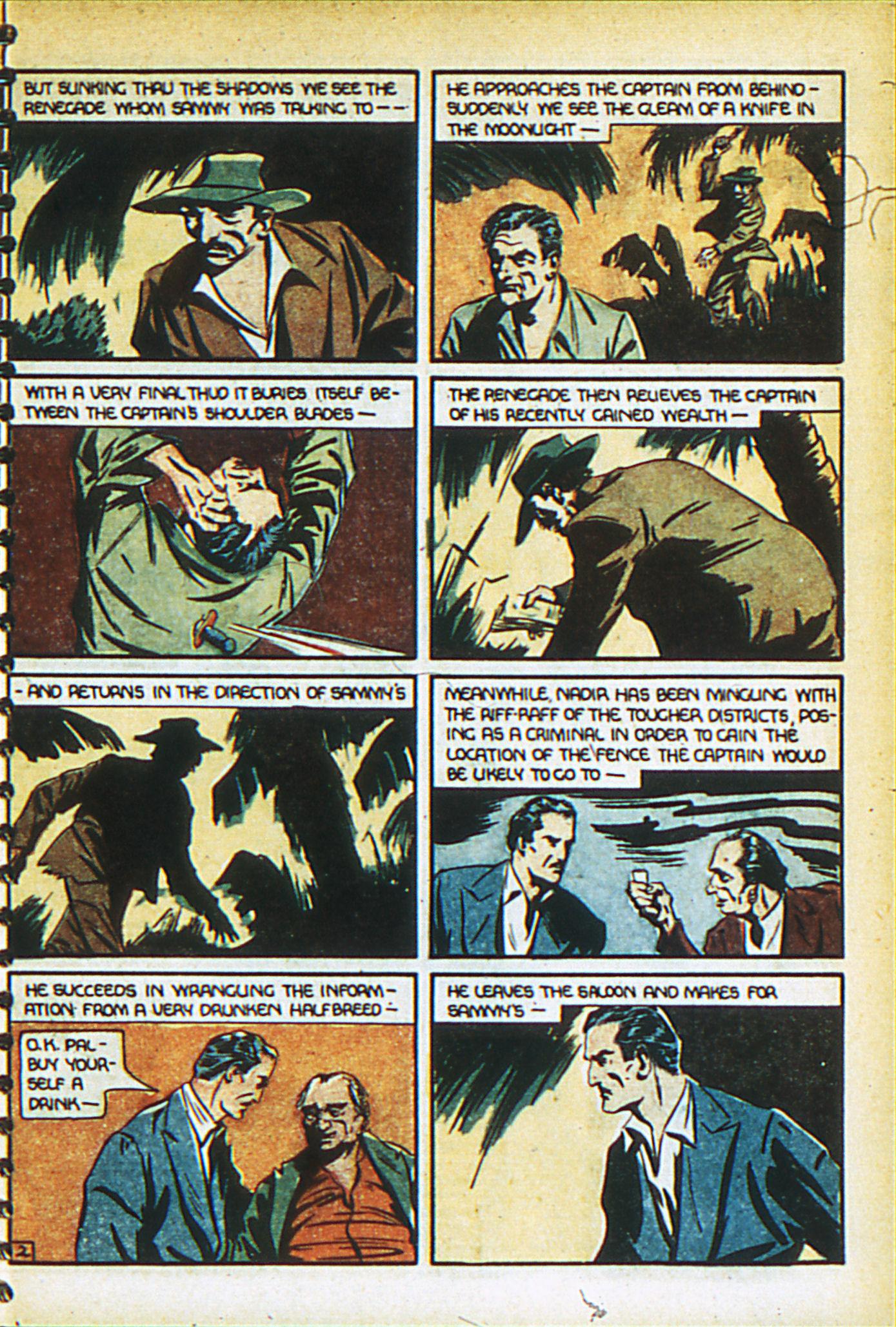 Read online Adventure Comics (1938) comic -  Issue #26 - 12