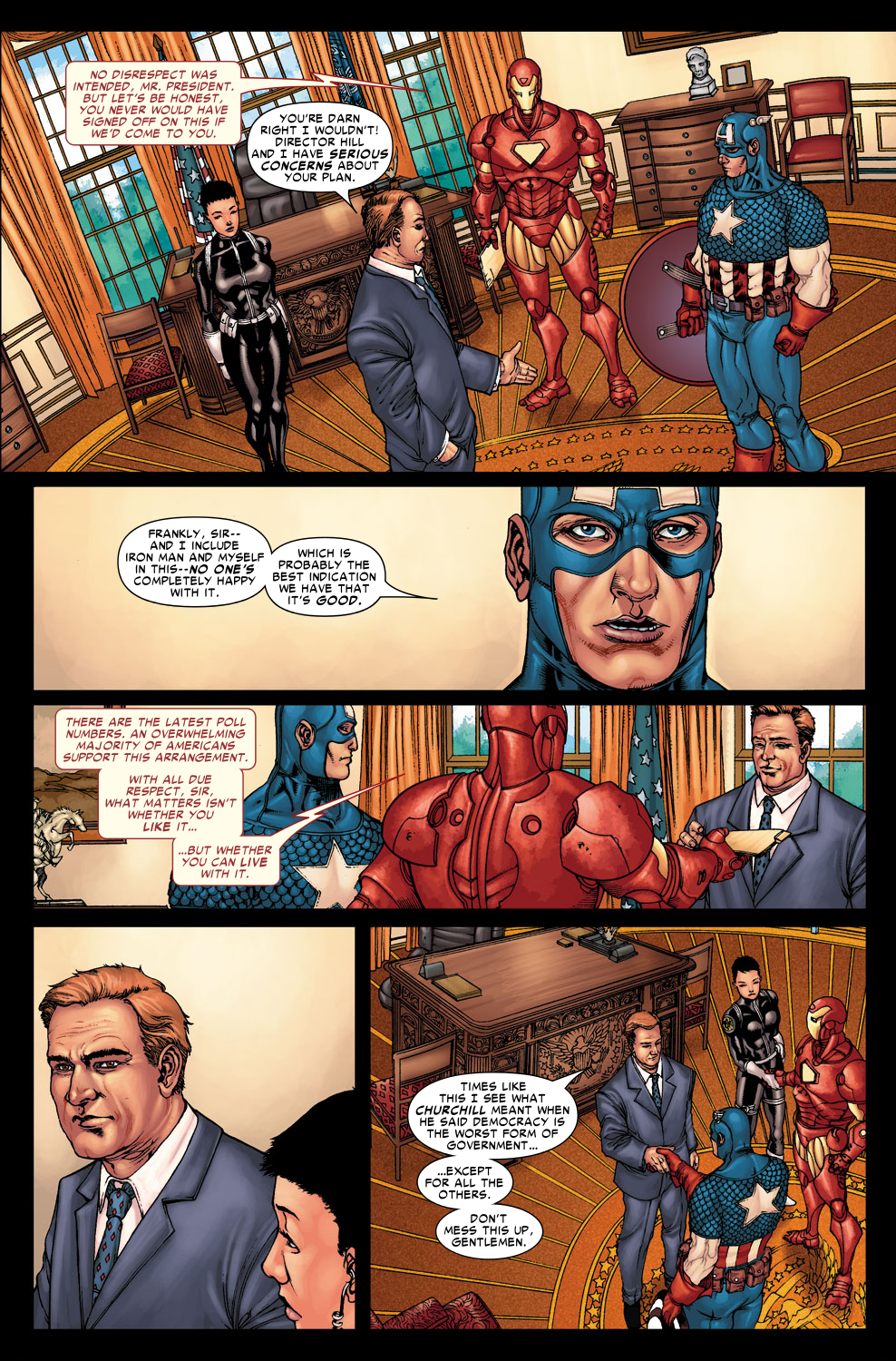 What If? Civil War issue Full - Page 43