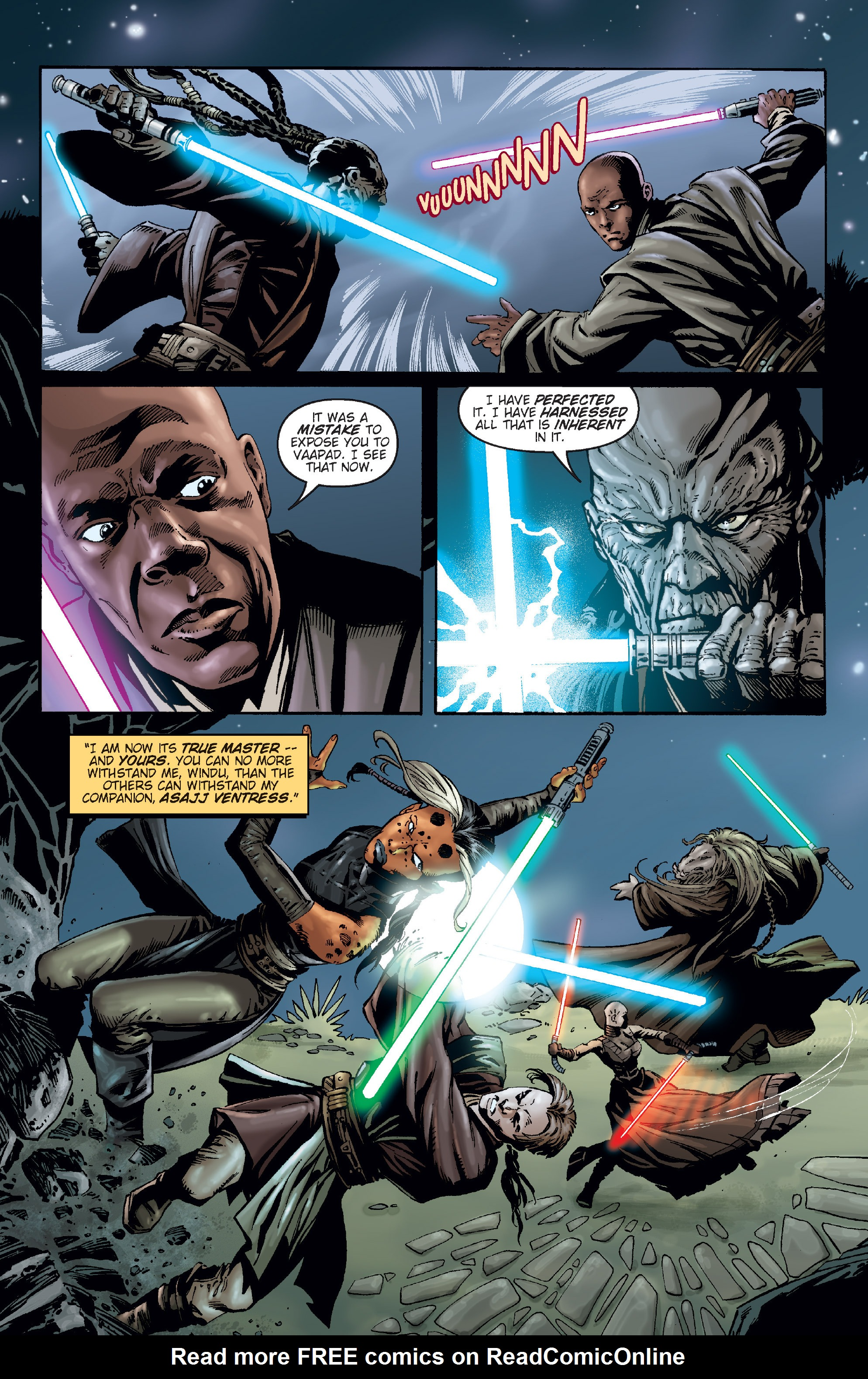 Read online Star Wars Omnibus comic -  Issue # Vol. 24 - 114