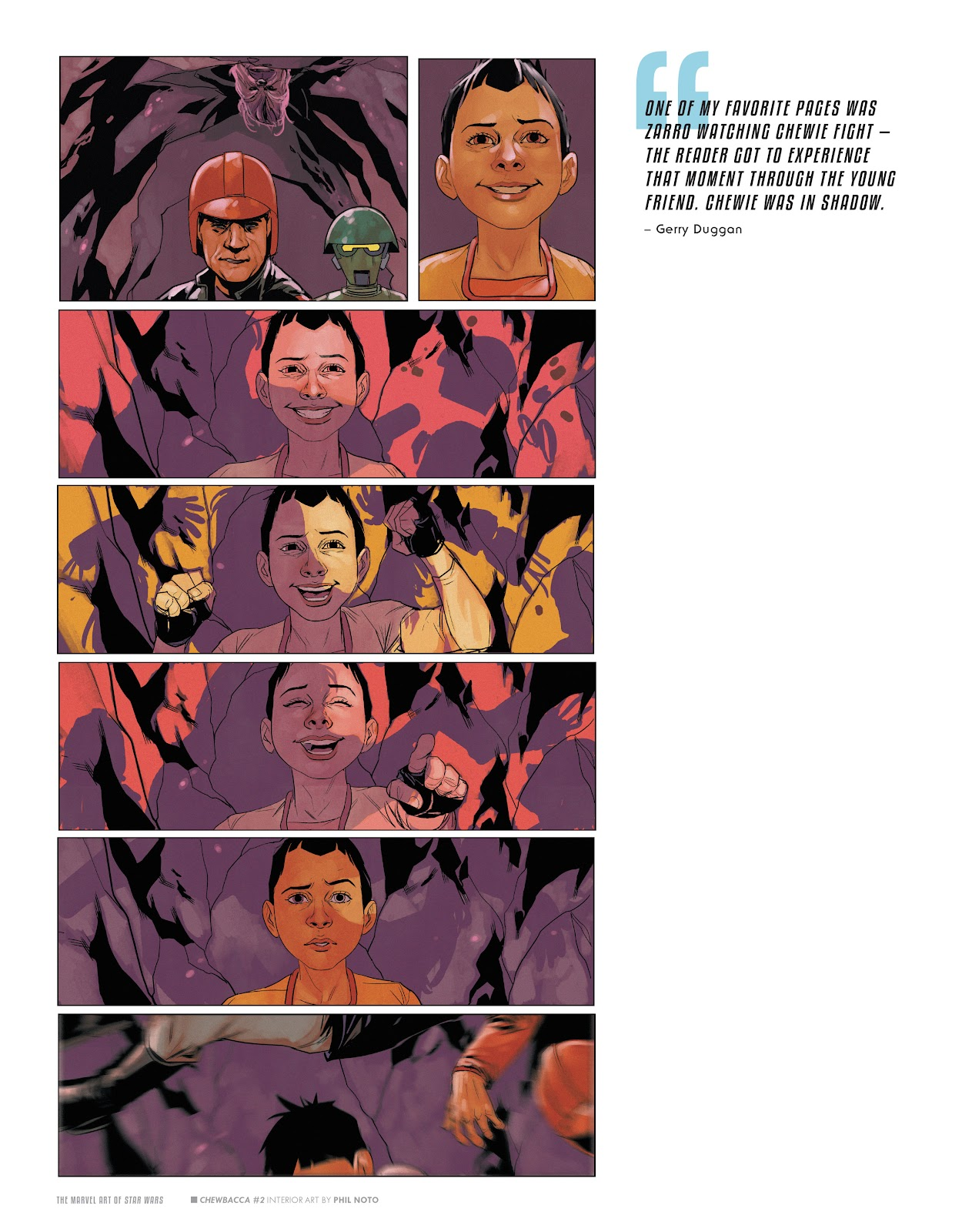 Read online The Marvel Art of Star Wars comic -  Issue # TPB (Part 2) - 52