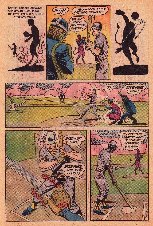 Read online Strange Sports Stories (1973) comic -  Issue #1 - 8