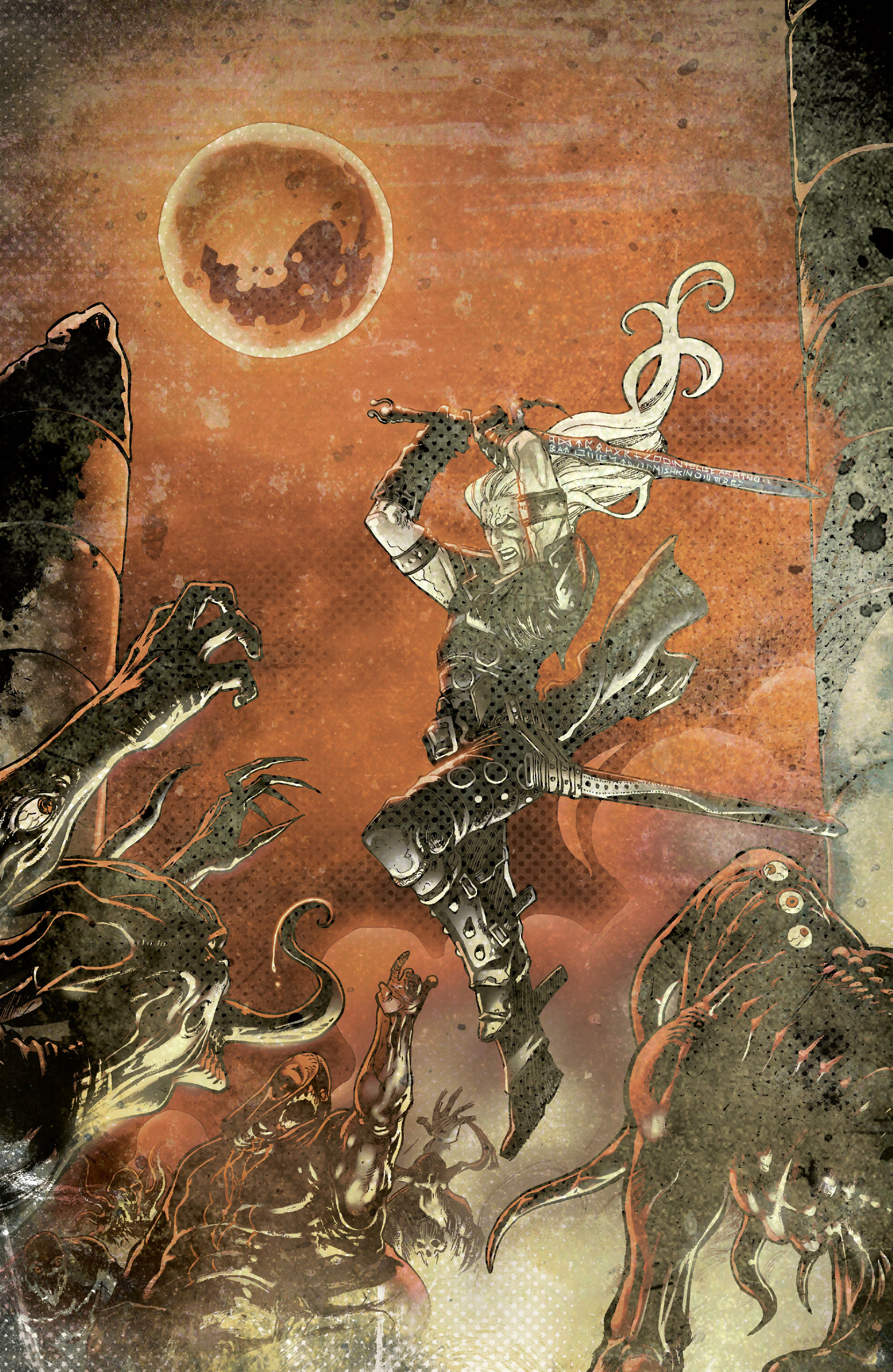 Read online Elric: The Balance Lost comic -  Issue # TPB 2 - 26
