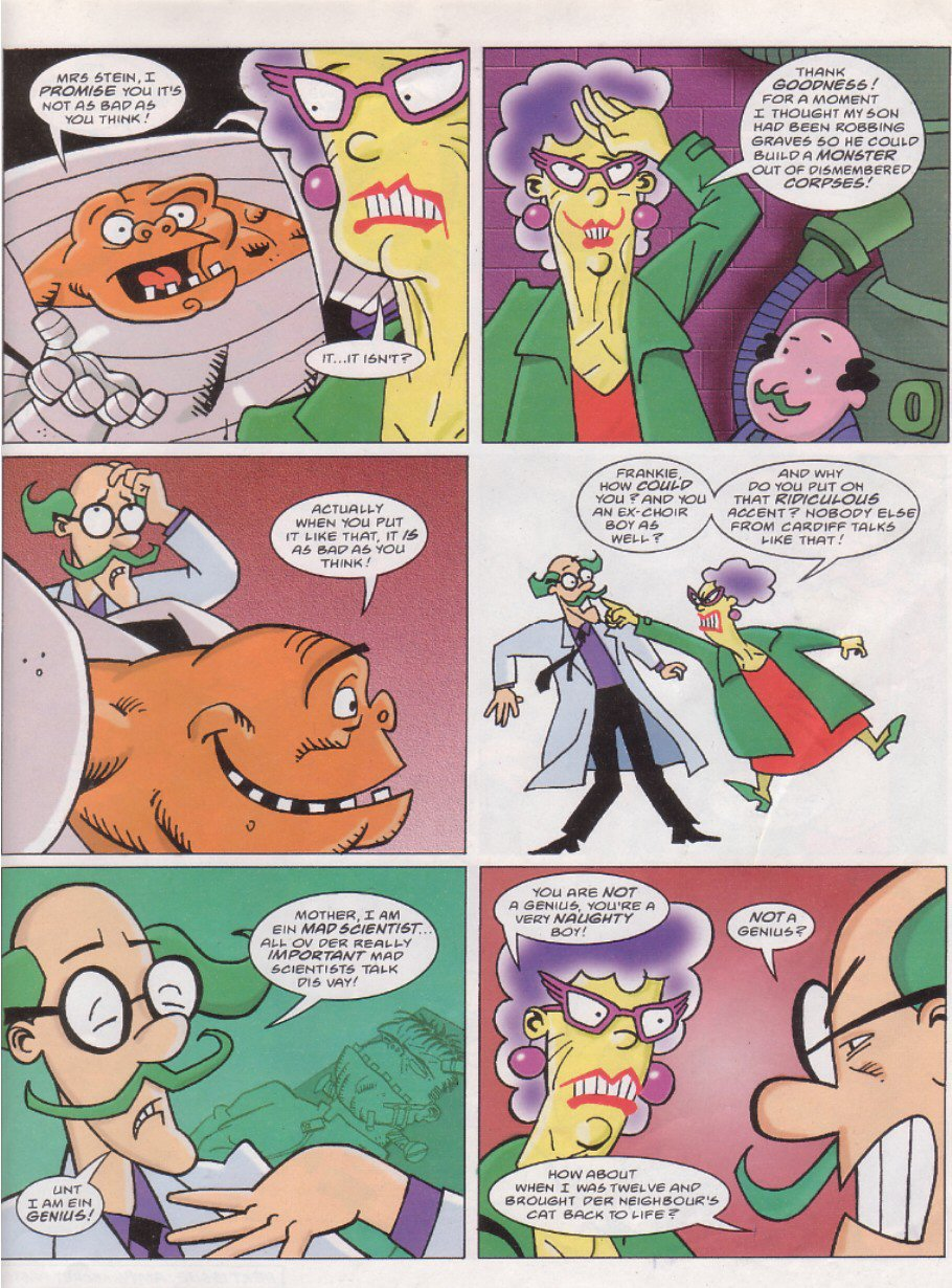 Read online Sonic the Comic comic -  Issue #126 - 19