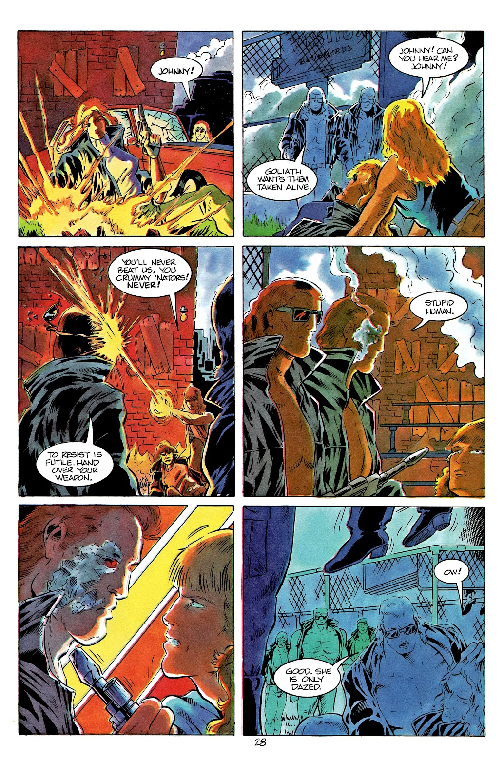 The Terminator (1988) issue 12 - Page 33