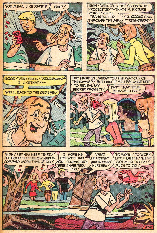 Read online She's Josie comic -  Issue #67 - 47