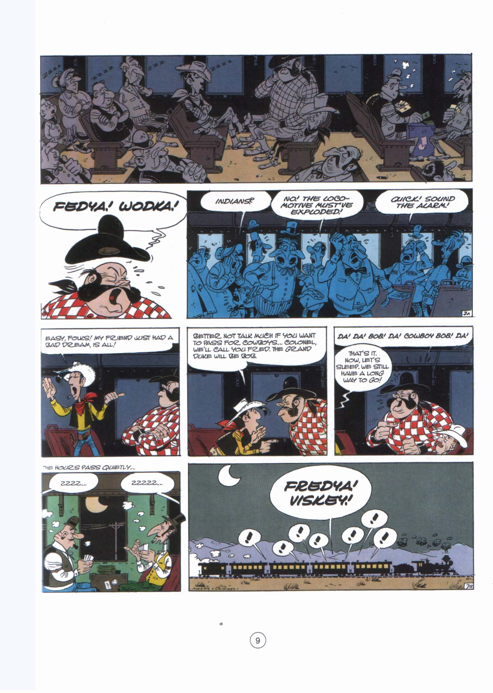 Read online A Lucky Luke Adventure comic -  Issue #29 - 8
