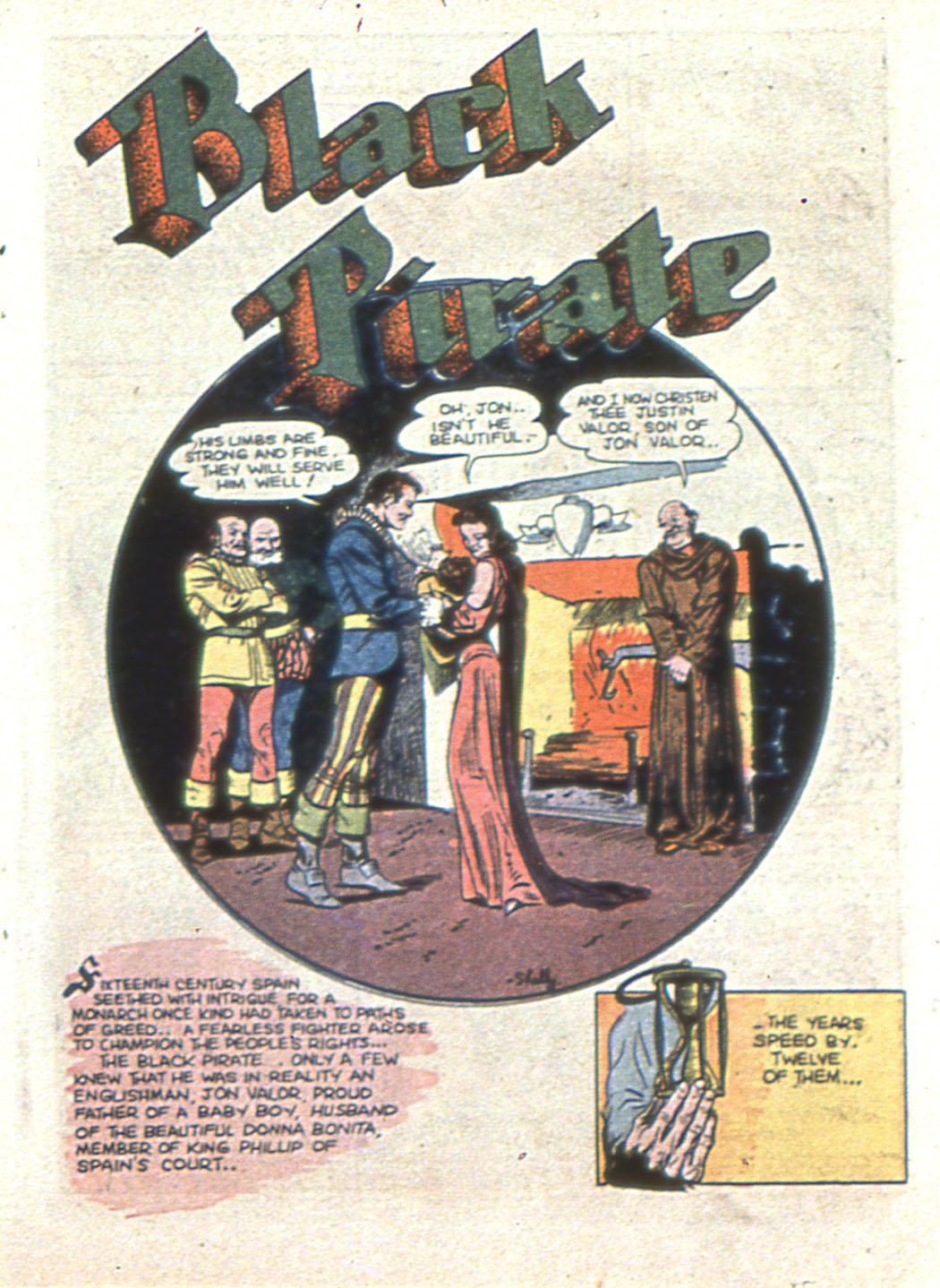 Read online Sensation (Mystery) Comics comic -  Issue #6 - 17
