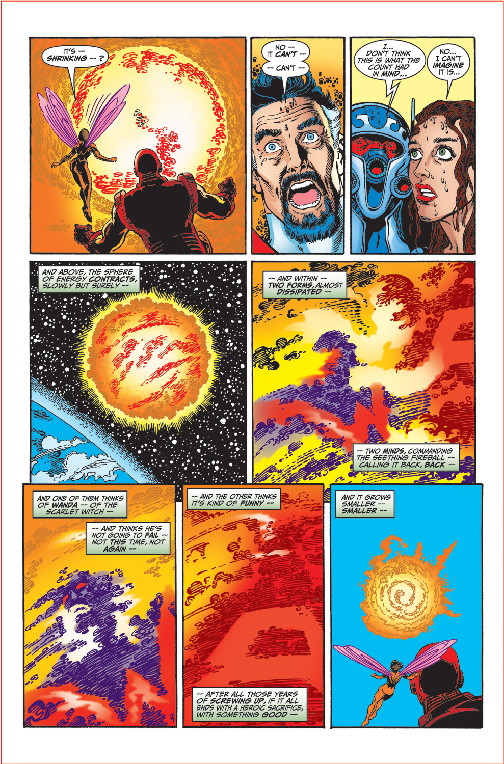 Read online Avengers (1998) comic -  Issue #34 - 30