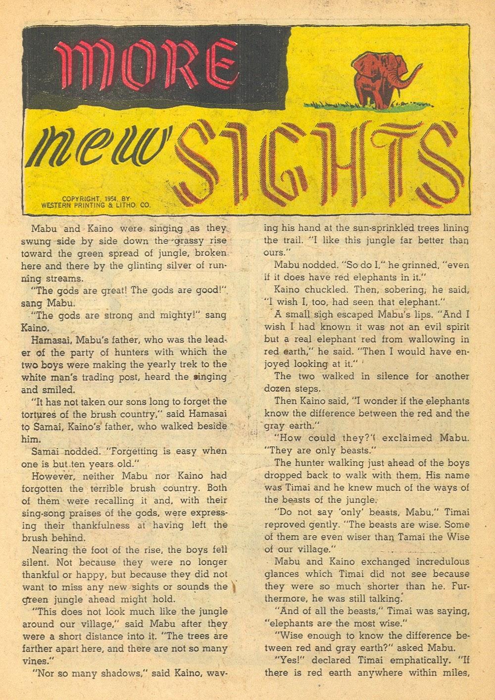 Tarzan (1948) issue 57 - Page 42