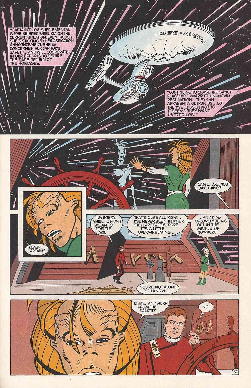 Read online Star Trek (1989) comic -  Issue # Annual 3 - 41