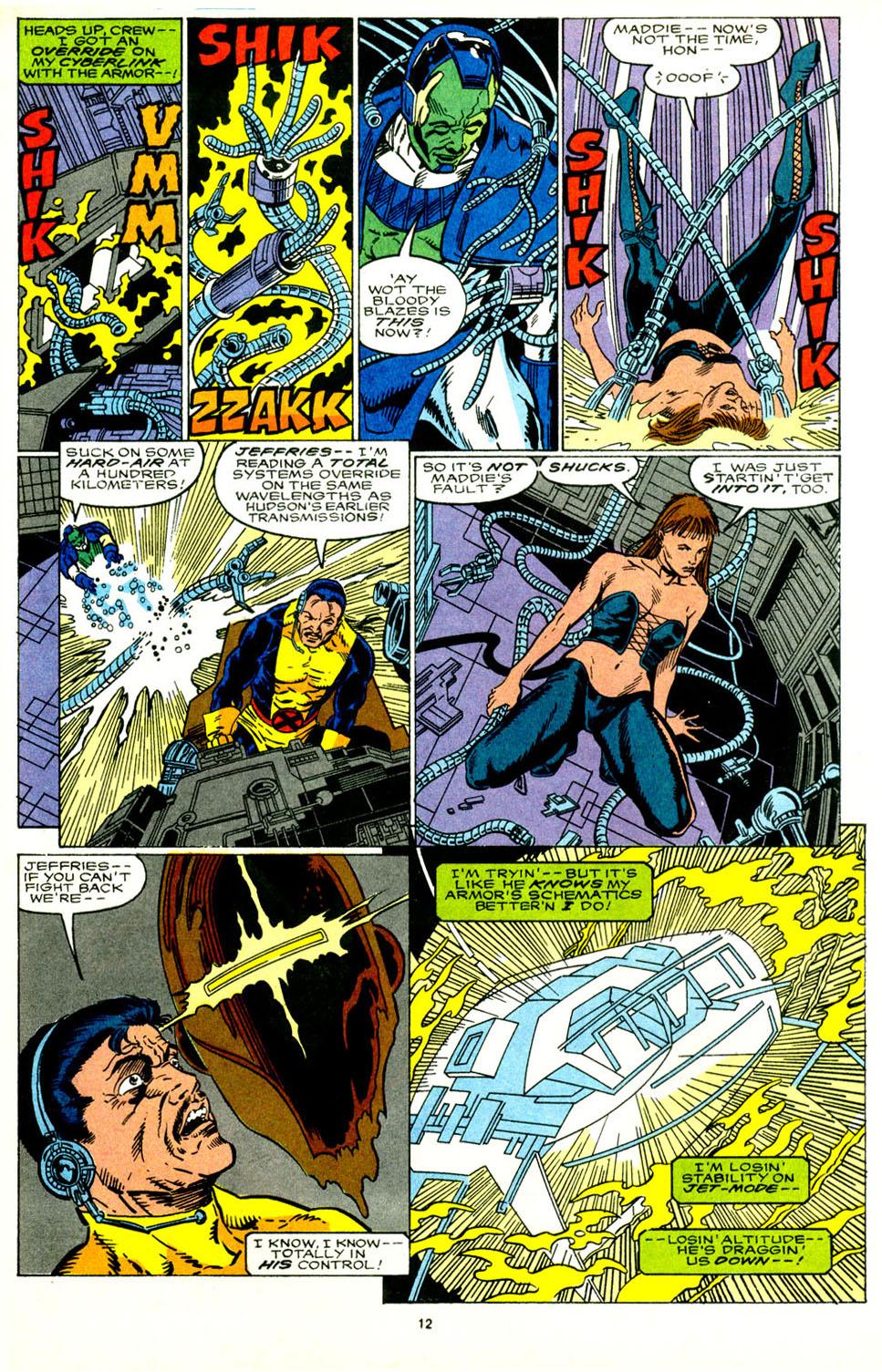 Read online Alpha Flight (1983) comic -  Issue #89 - 11