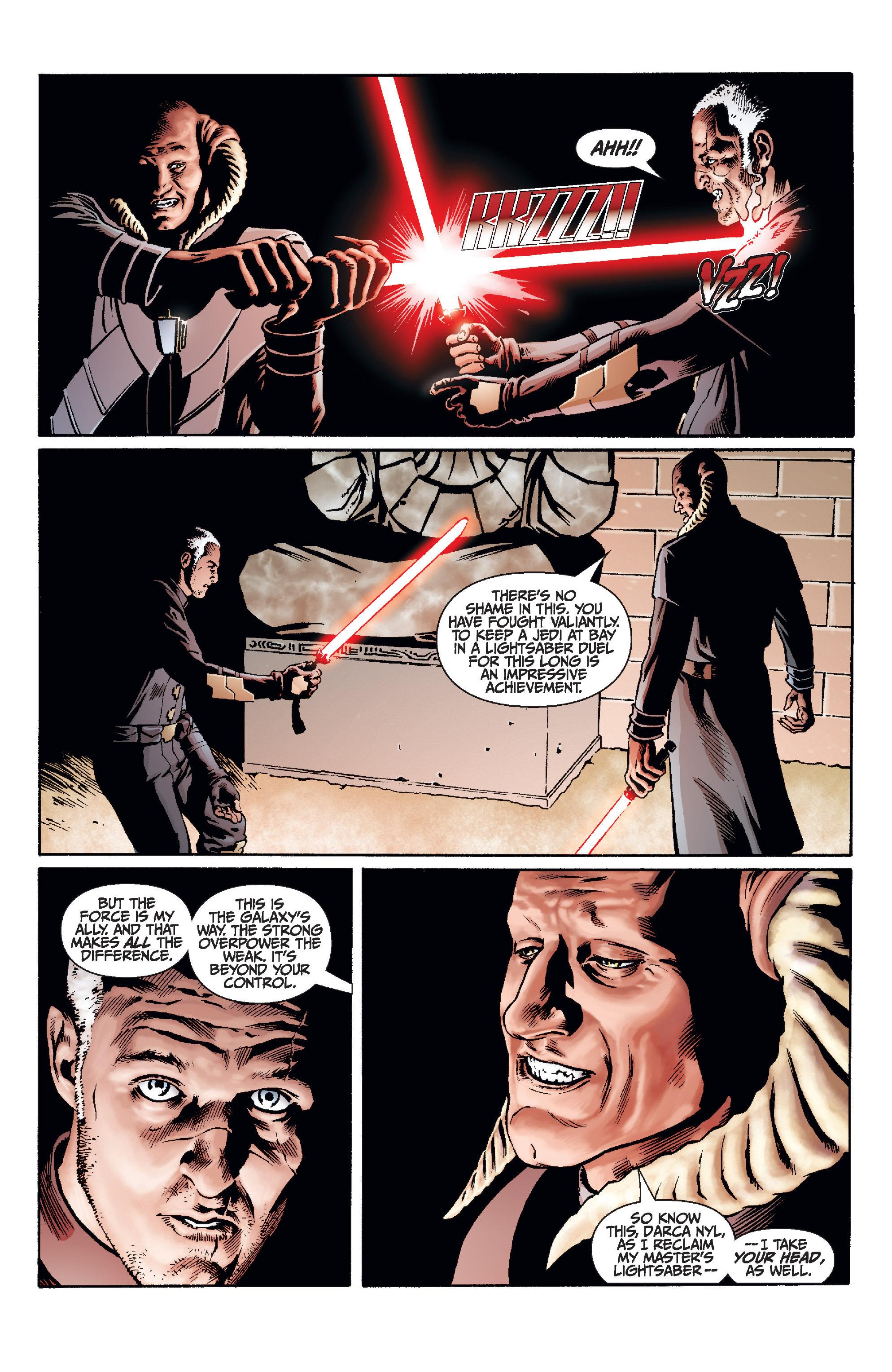 Read online Star Wars Omnibus comic -  Issue # Vol. 20 - 282