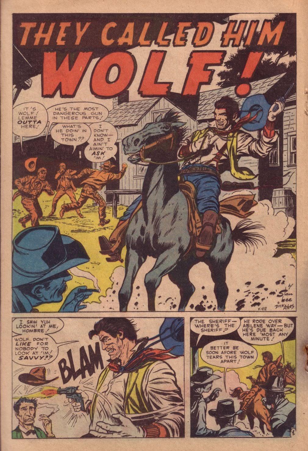 Gunsmoke Western issue 67 - Page 20