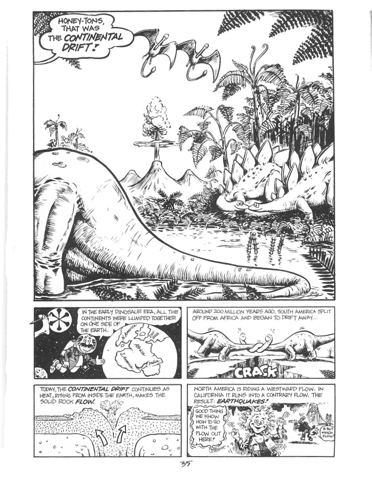 Read online The Cartoon History of the Universe comic -  Issue #1 - 40
