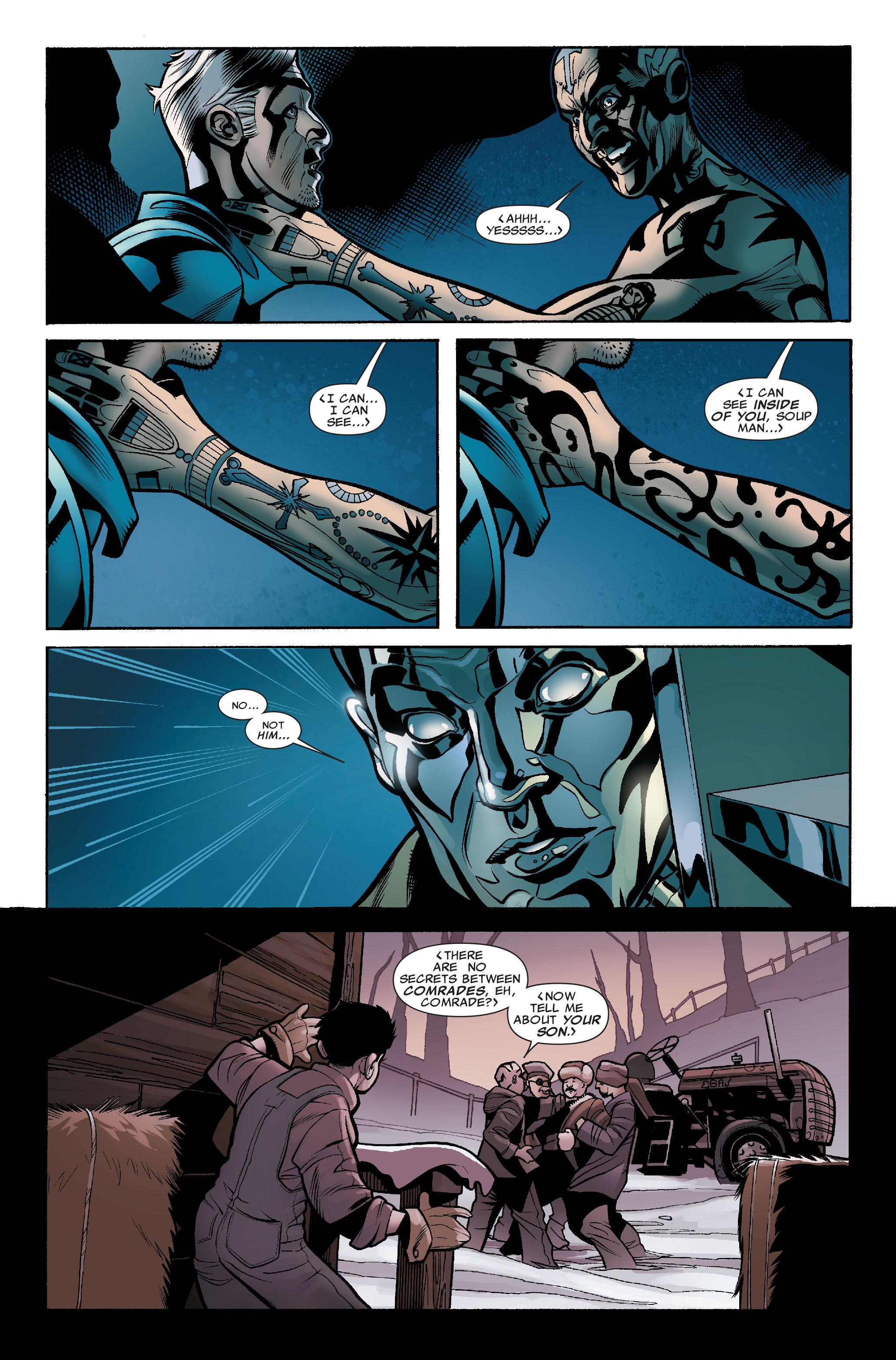 Read online Uncanny X-Men (1963) comic -  Issue #504 - 14