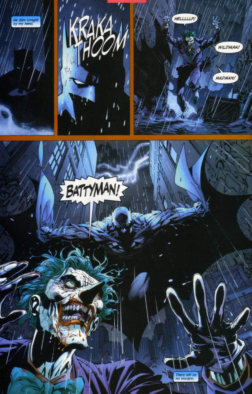 Read online Batman: Hush comic -  Issue #7 - 16