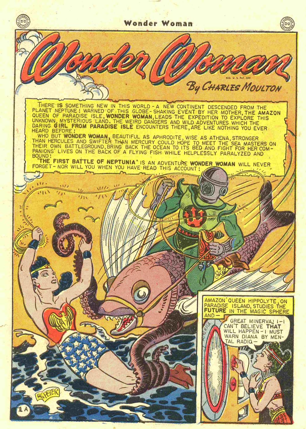 Read online Wonder Woman (1942) comic -  Issue #15 - 3