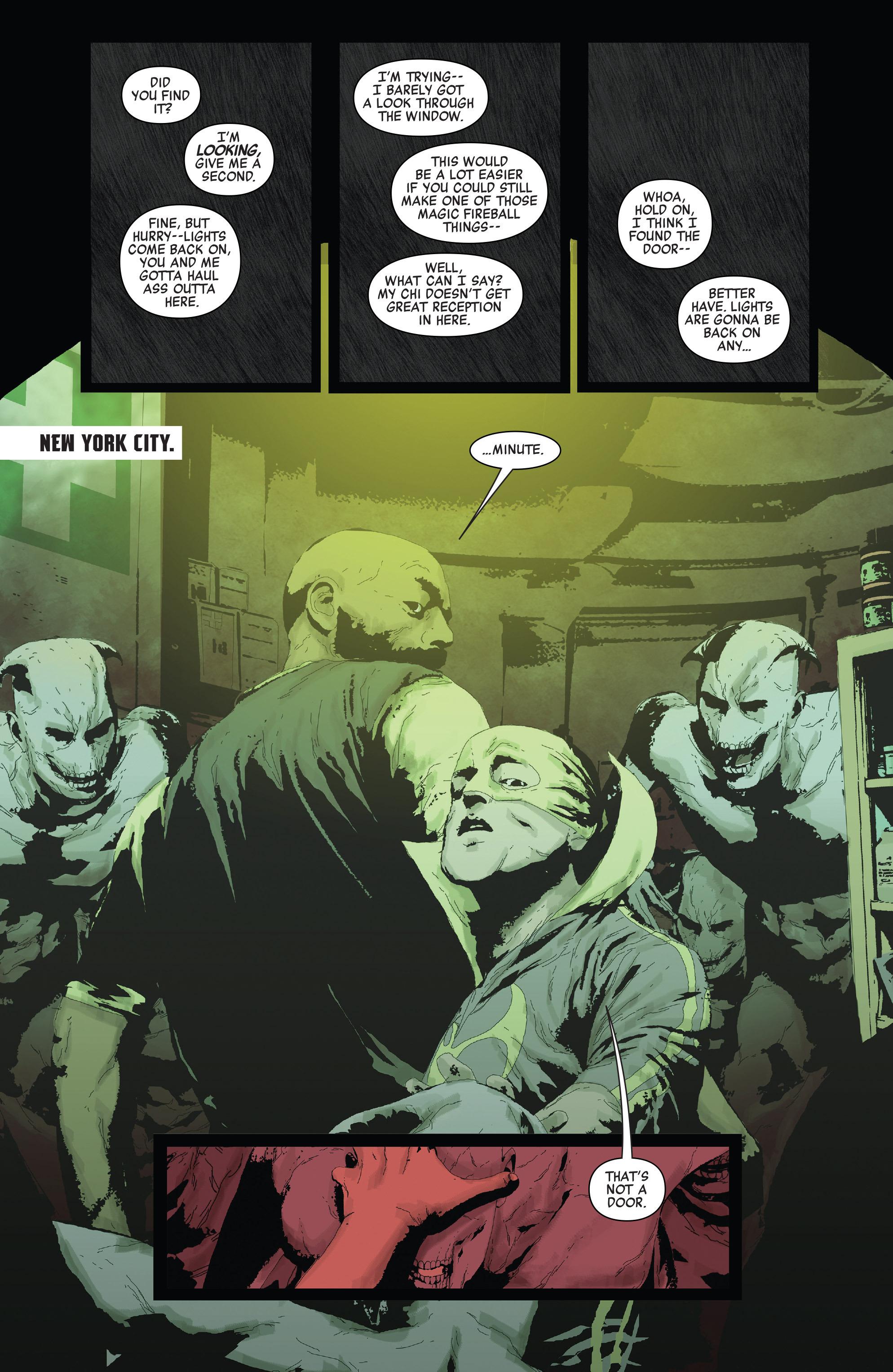 Read online Secret Empire comic -  Issue #2 - 7