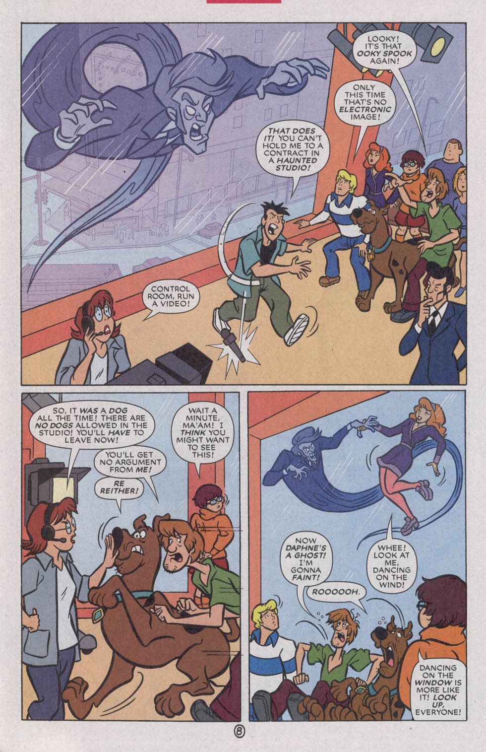 Read online Scooby-Doo (1997) comic -  Issue #75 - 13