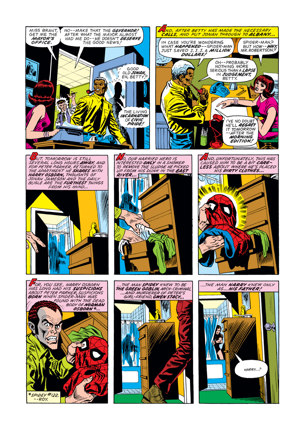 The Amazing Spider-Man (1963) 135 Page 8