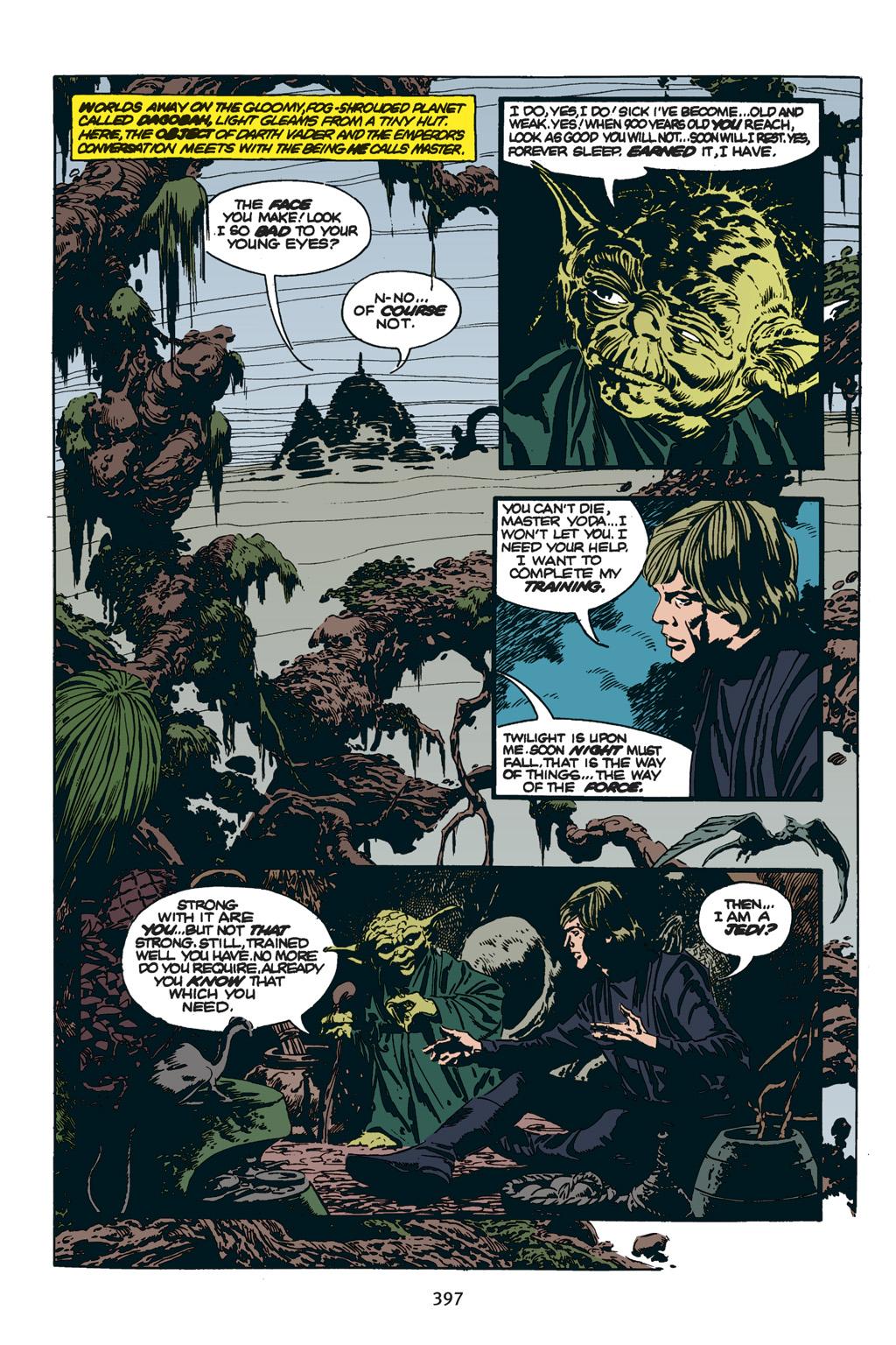 Read online Star Wars Omnibus comic -  Issue # Vol. 18.5 - 115