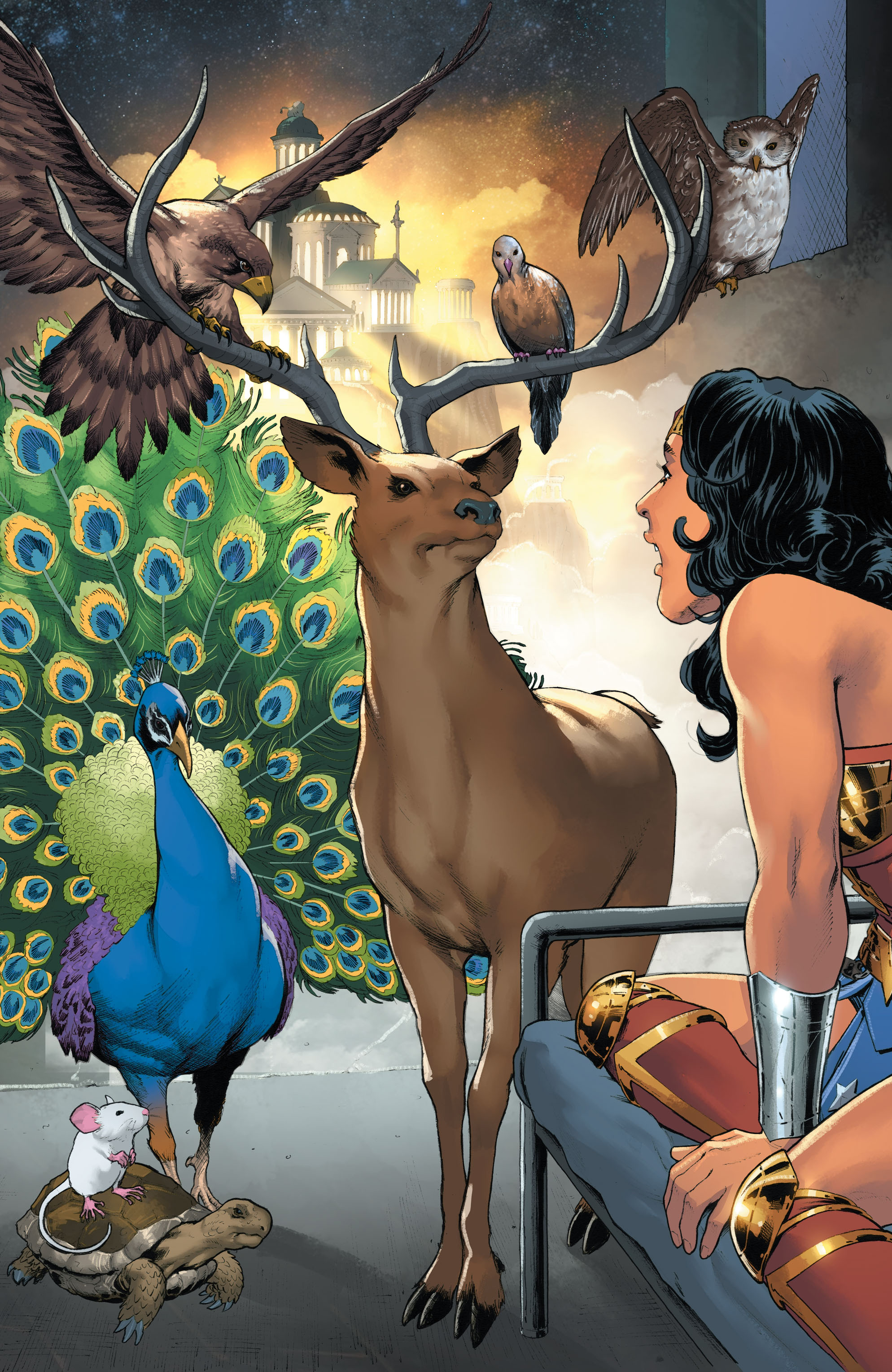Read online Wonder Woman (2016) comic -  Issue #6 - 18
