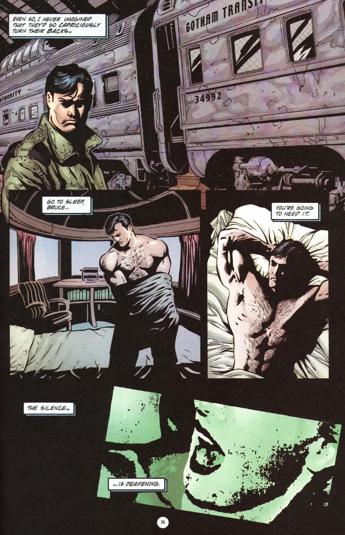 Read online Batman: No Man's Land comic -  Issue #0 - 31