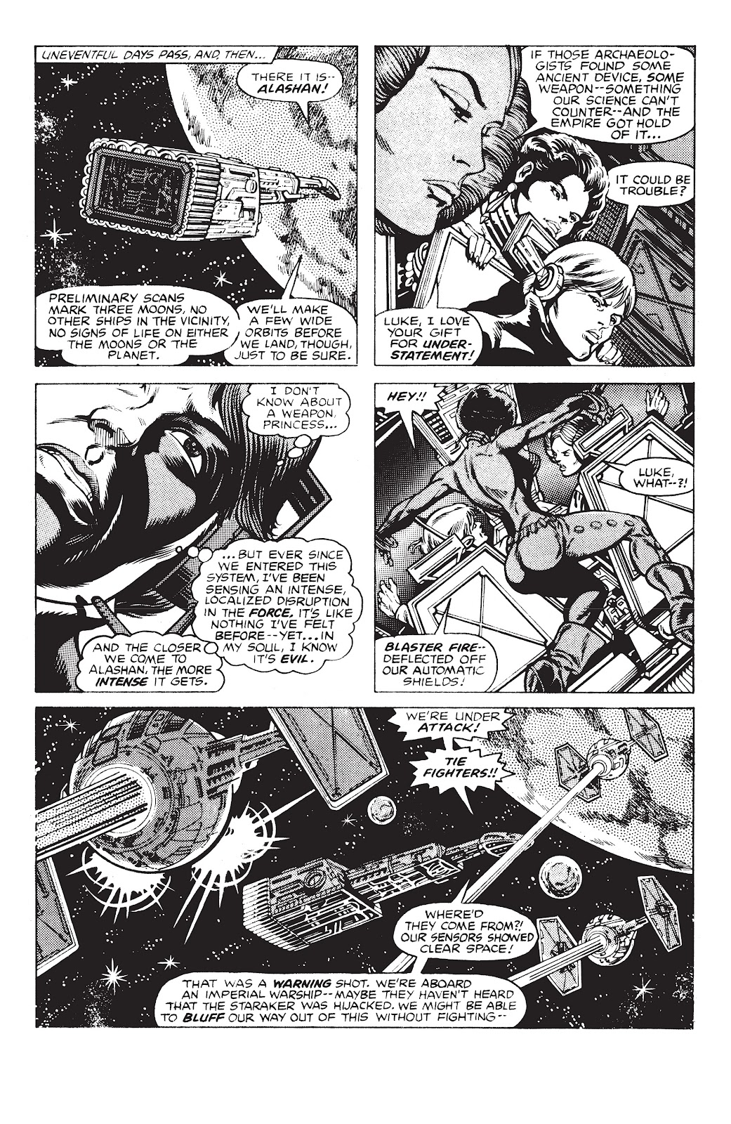 Read online Star Wars Legends: The Original Marvel Years - Epic Collection comic -  Issue # TPB 2 (Part 4) - 89