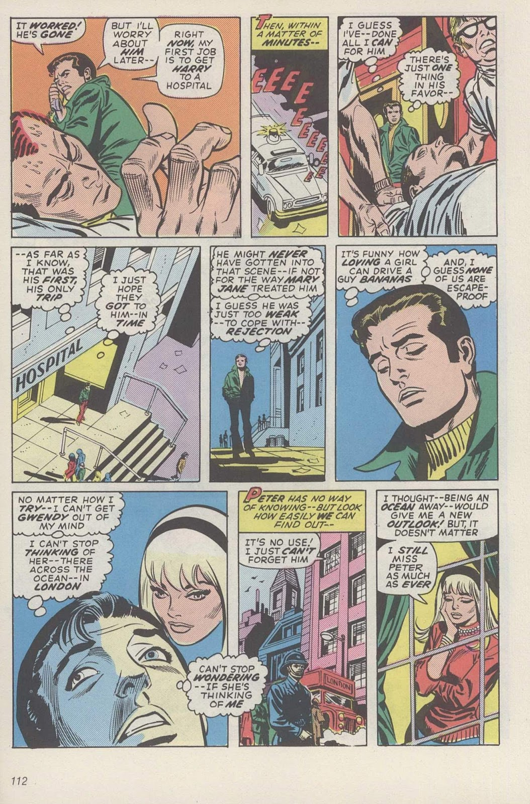The Amazing Spider-Man (1979) issue TPB - Page 114