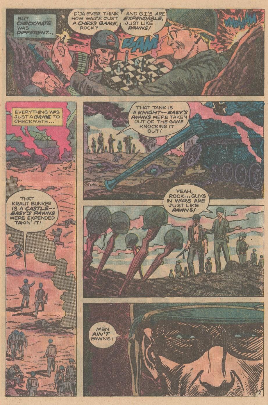 Read online Sgt. Rock comic -  Issue #355 - 25
