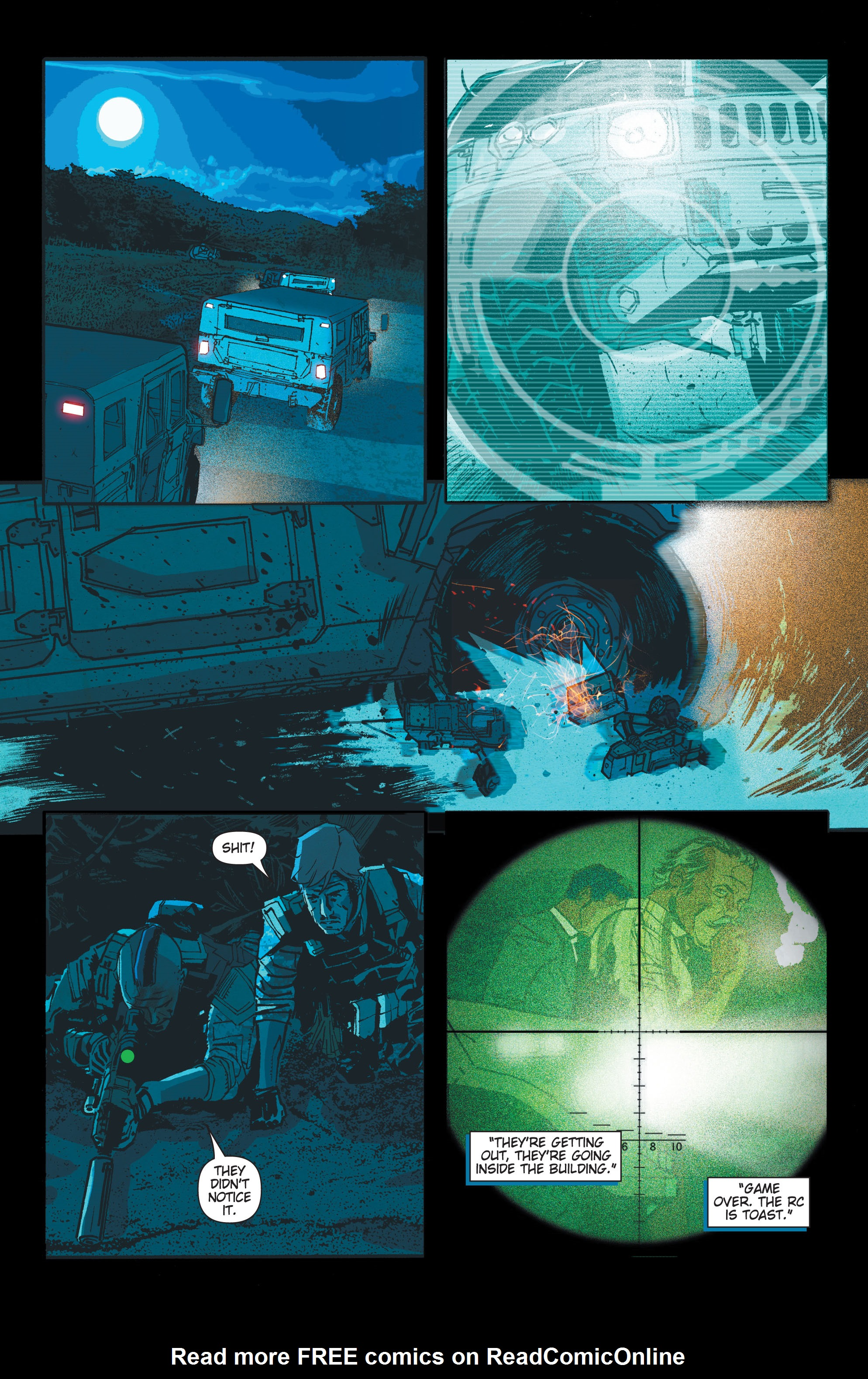 Read online The Activity comic -  Issue #4 - 11