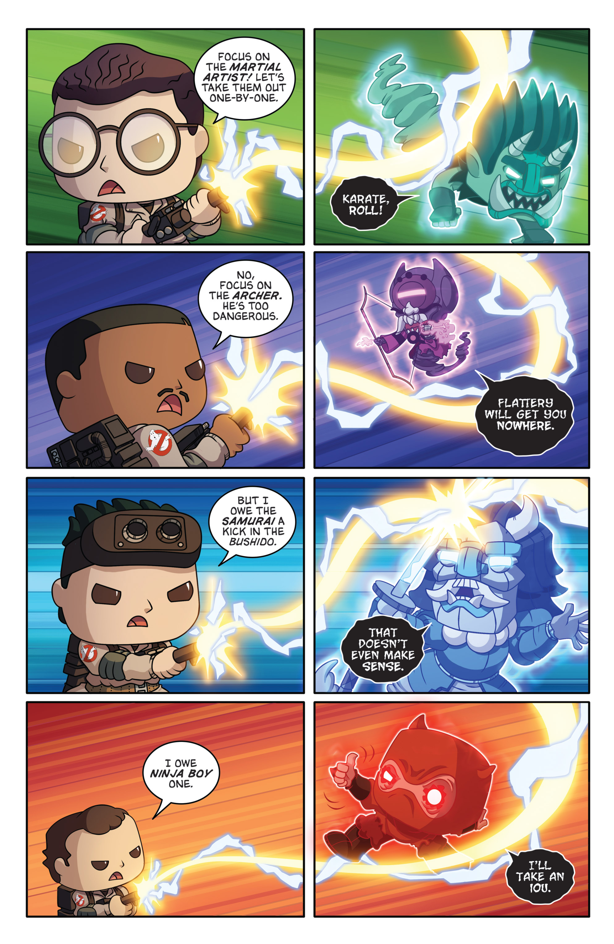 Read online Ghostbusters Funko Universe comic -  Issue # Full - 17