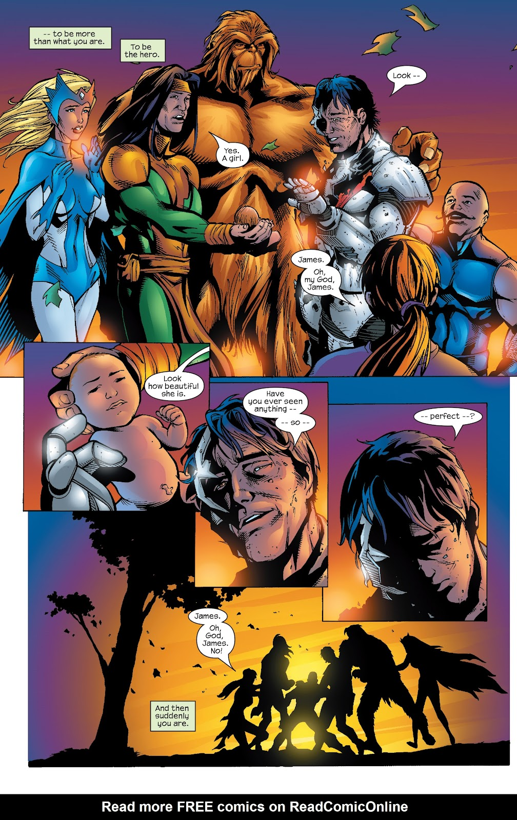 Read online X-Men: Unstoppable comic -  Issue # TPB (Part 4) - 9