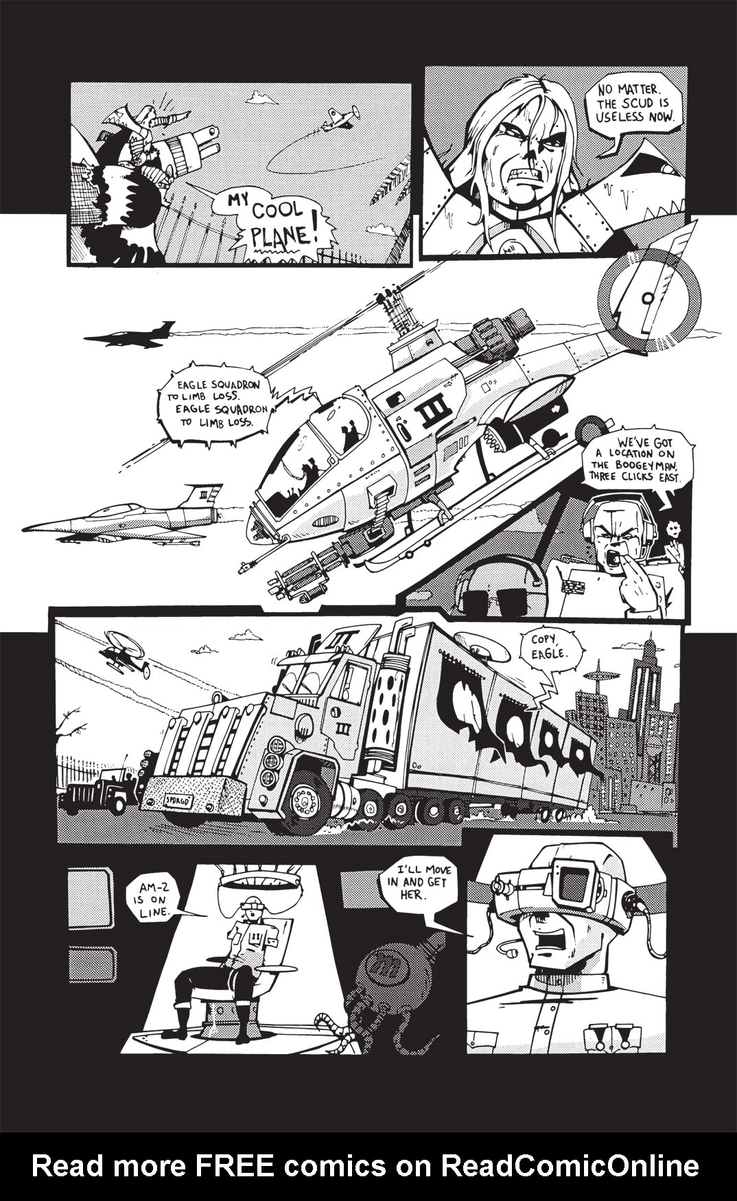 Read online Scud: The Disposable Assassin: The Whole Shebang comic -  Issue # TPB (Part 2) - 240