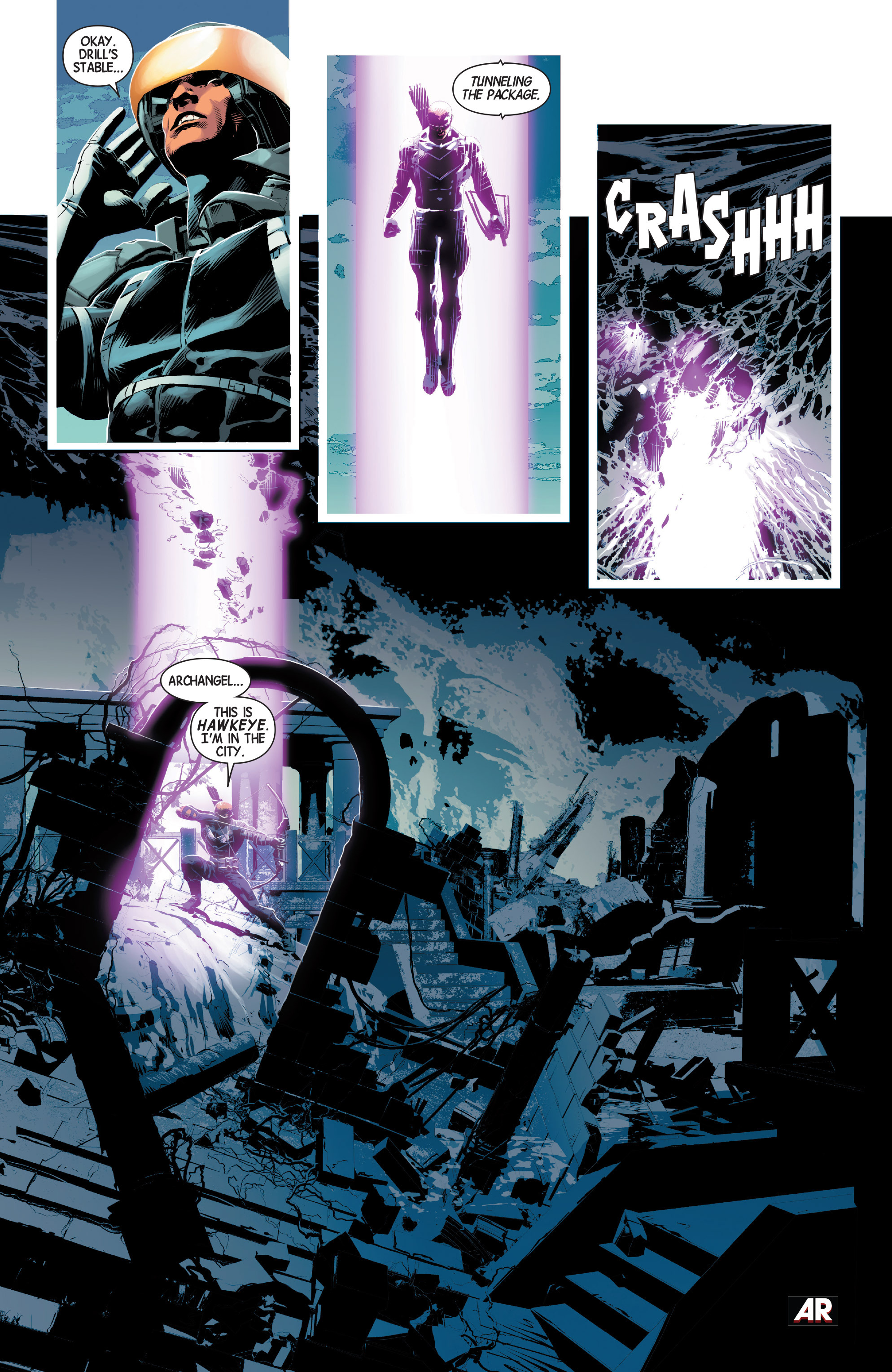 Read online Avengers (2013) comic -  Issue #37 - 7