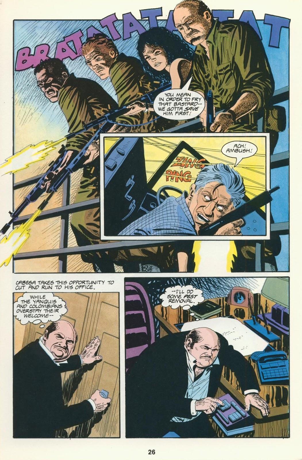 Warhawks issue 4 - Page 28