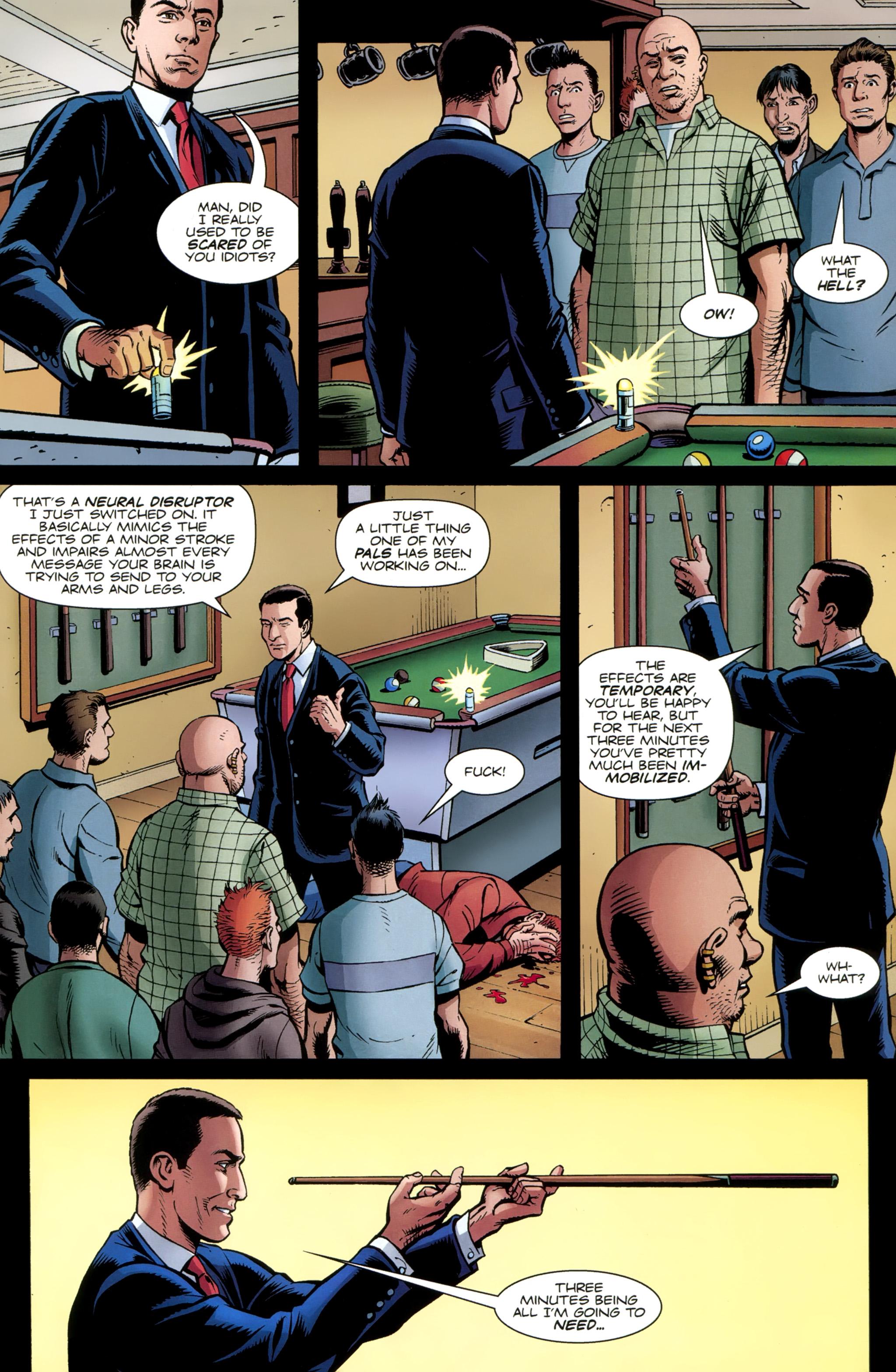 Read online Secret Service comic -  Issue #5 - 6