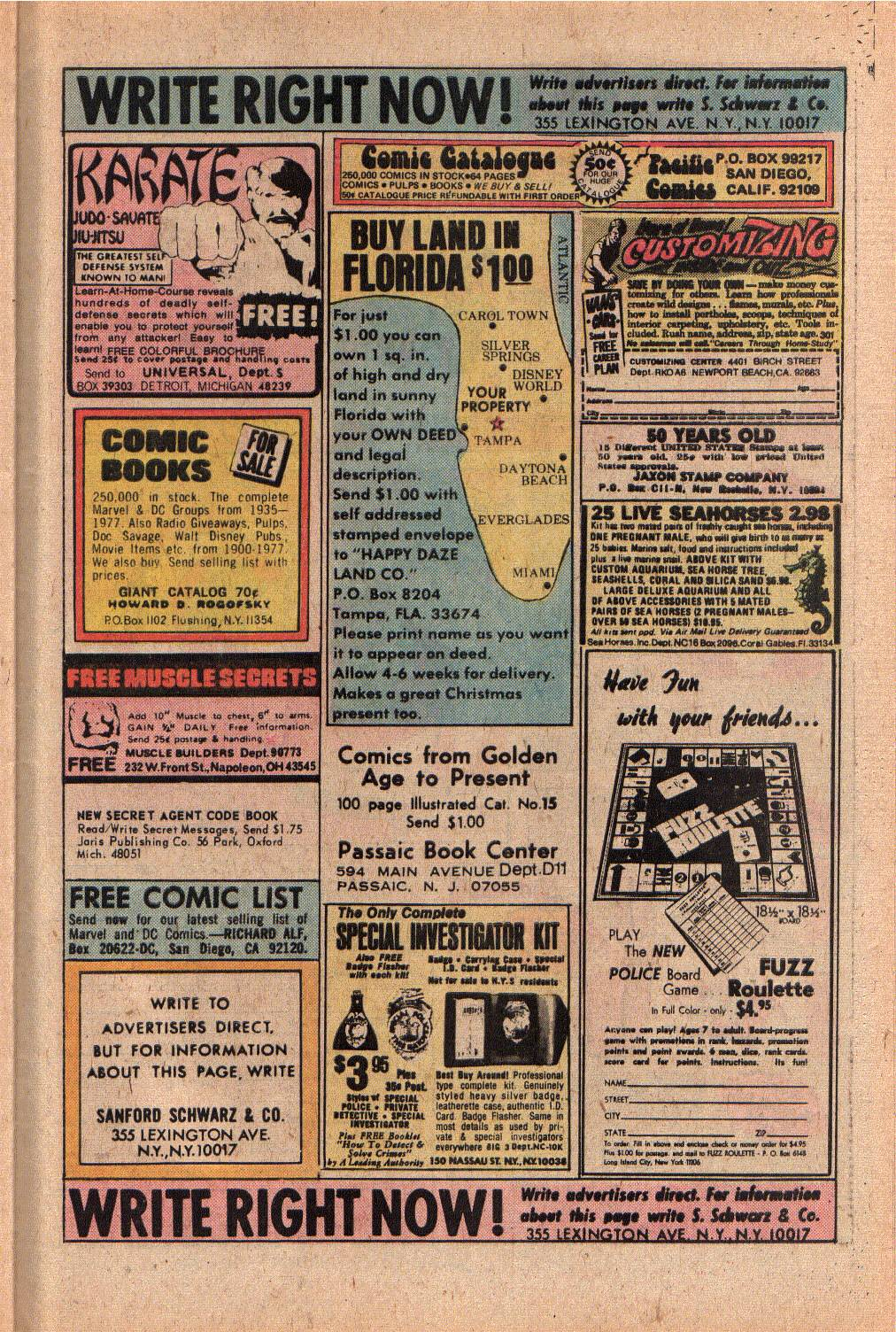 Read online Shazam! (1973) comic -  Issue #27 - 29