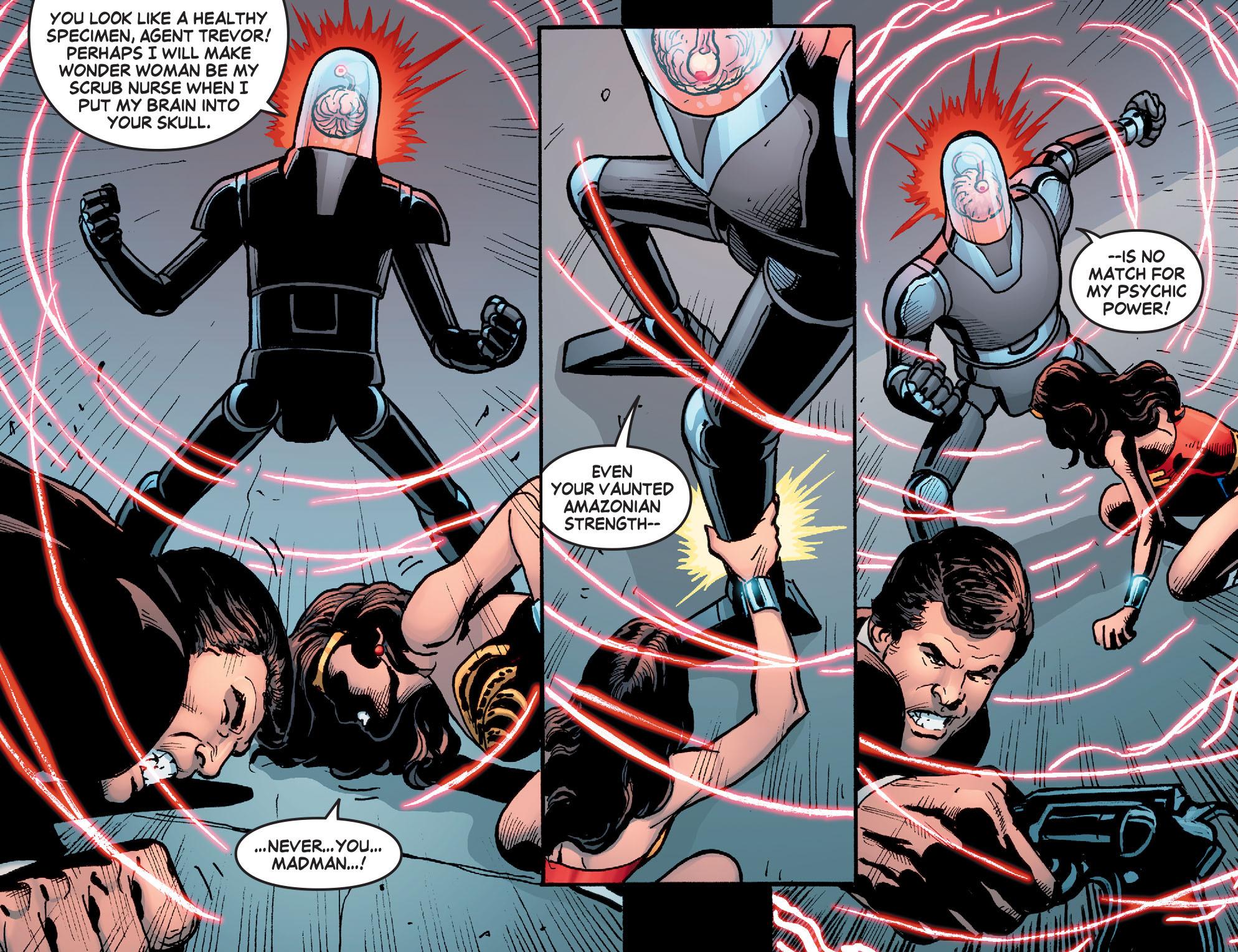 Read online Wonder Woman '77 [I] comic -  Issue #21 - 18
