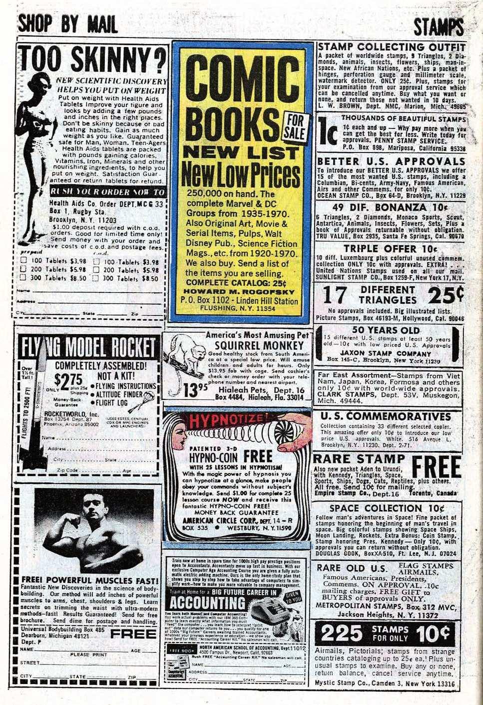Uncanny X-Men (1963) issue 69 - Page 26