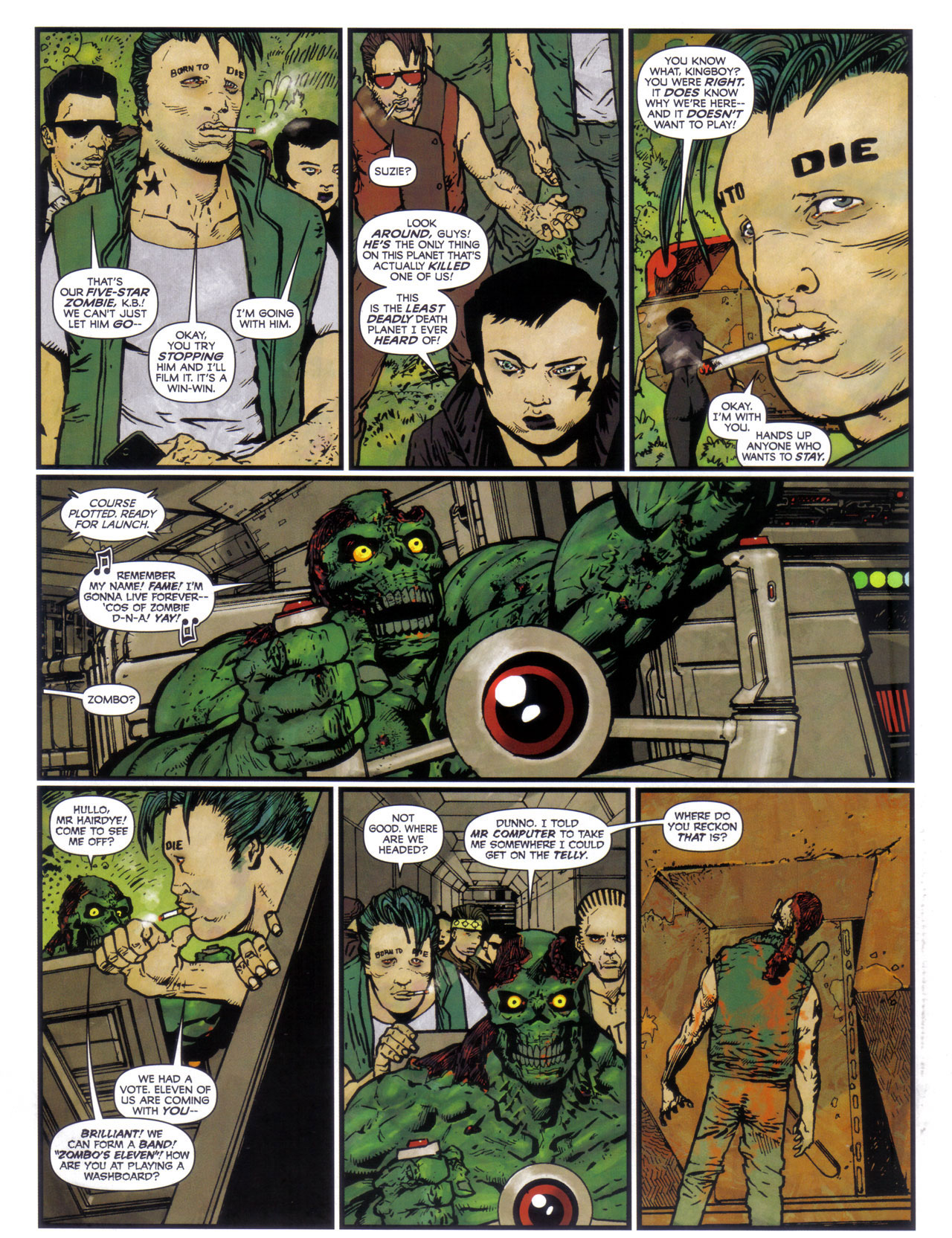 Read online 2000 AD comic -  Issue #1746 - 48