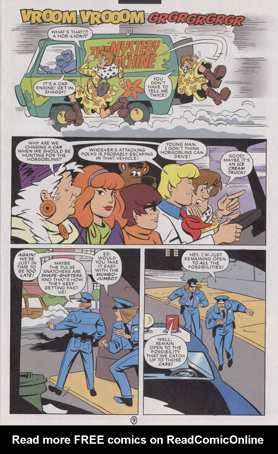 Read online Scooby-Doo (1997) comic -  Issue #73 - 17