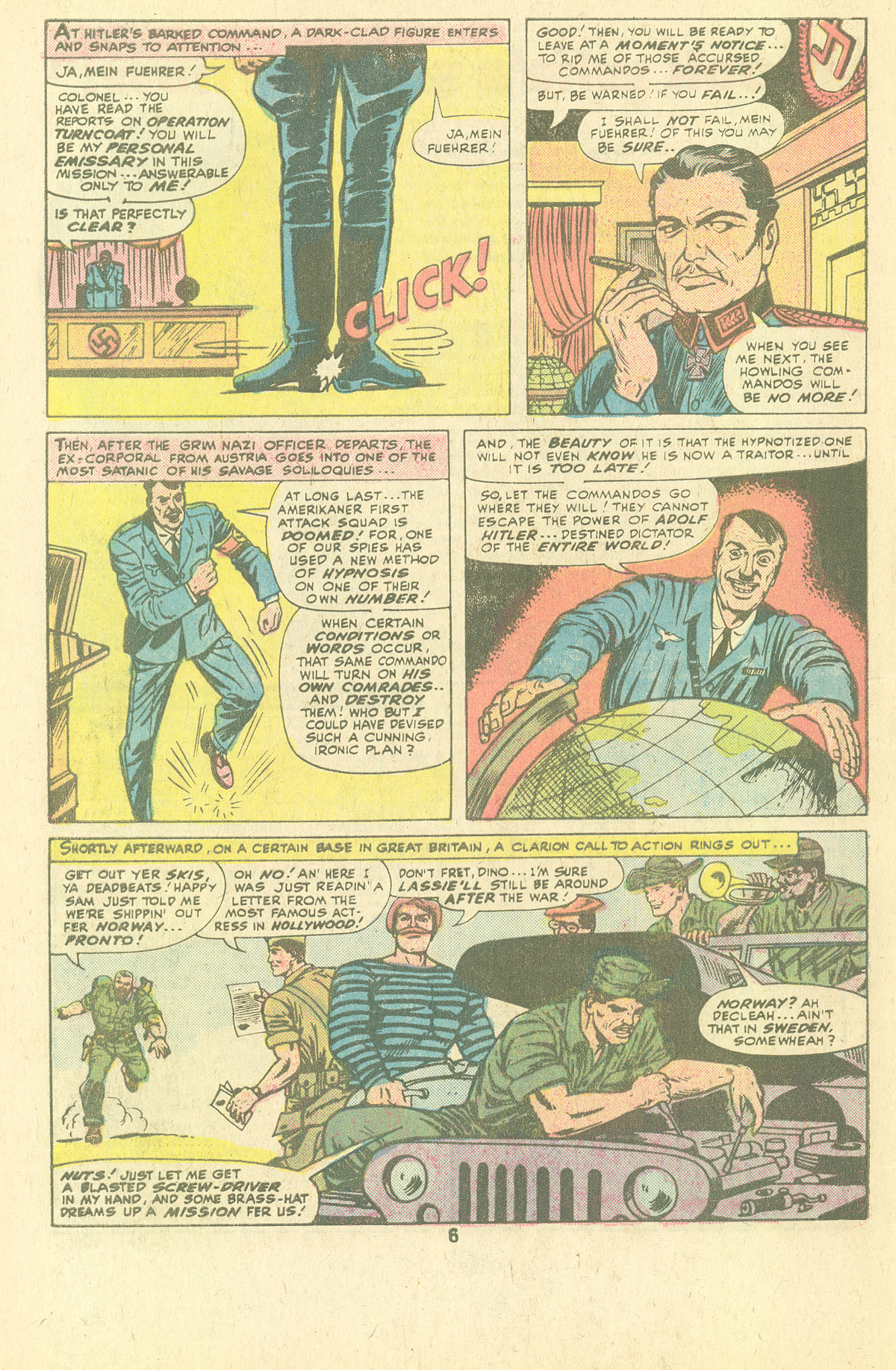 Read online Sgt. Fury comic -  Issue #134 - 8