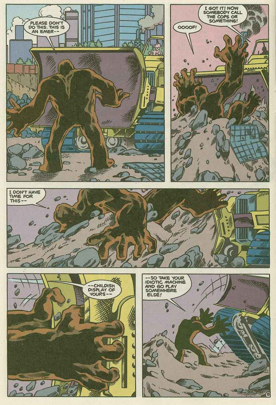 Elementals (1984) issue Special 1 - Page 11