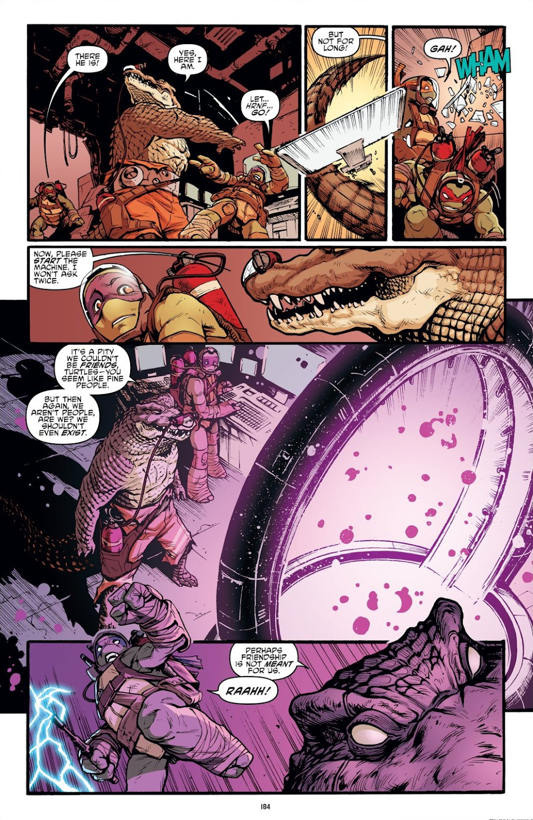 Read online Teenage Mutant Ninja Turtles: The IDW Collection comic -  Issue # TPB 7 (Part 2) - 77