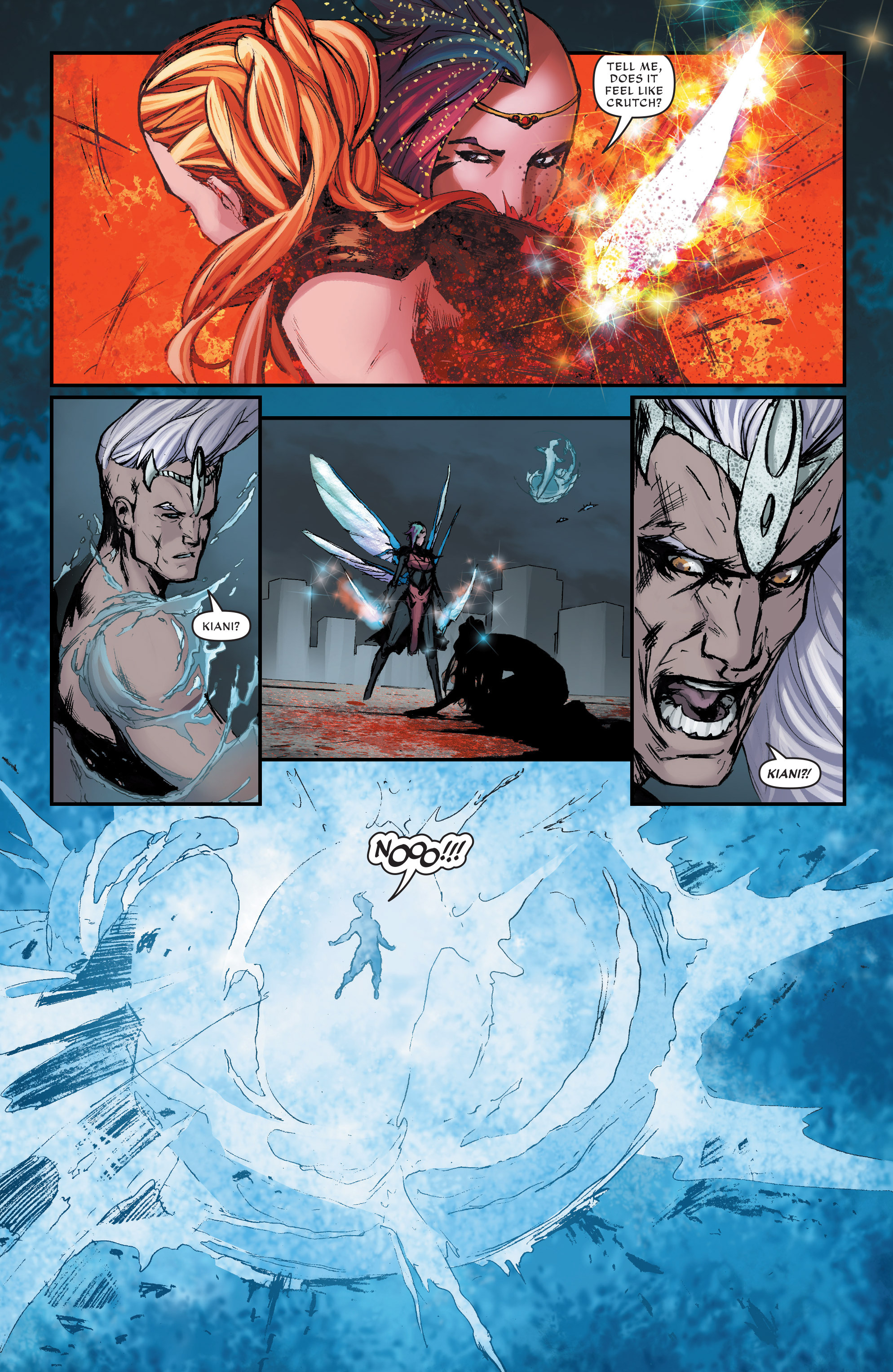 Read online Aspen Universe: Revelations comic -  Issue #3 - 21