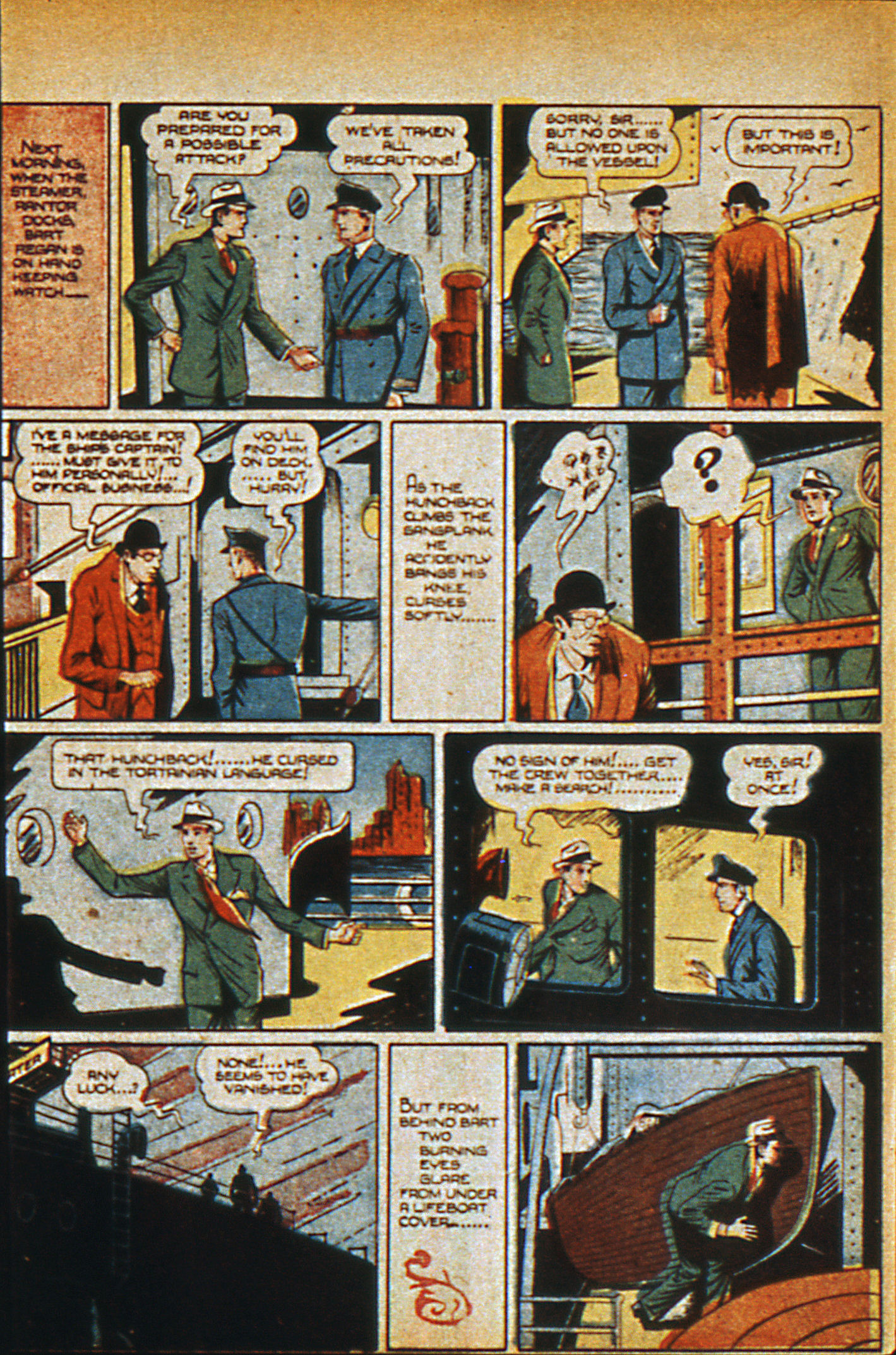 Read online Detective Comics (1937) comic -  Issue #36 - 19