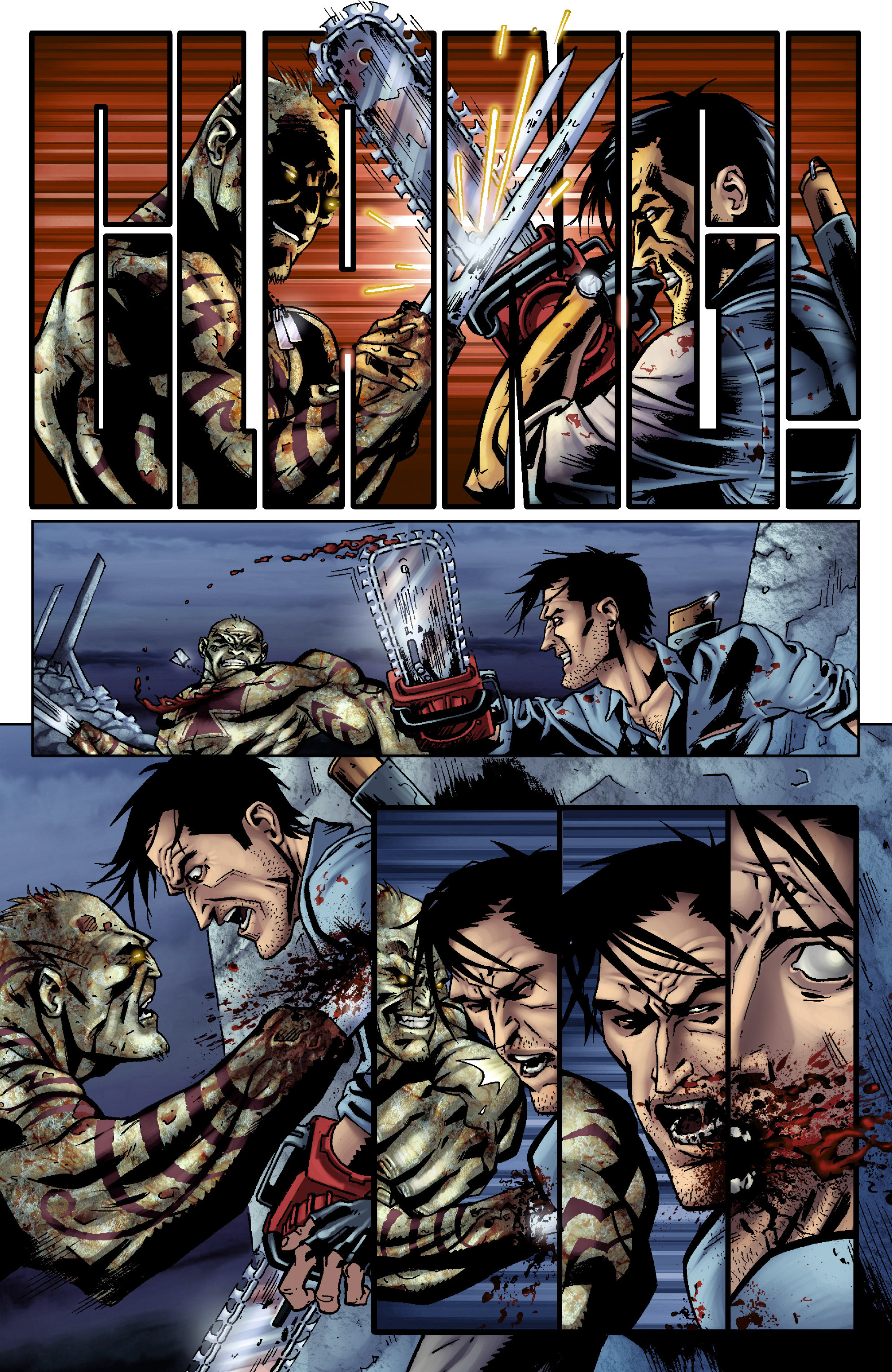 Read online Army of Darkness: From the Ashes comic -  Issue #Army of Darkness: From the Ashes TPB - 79