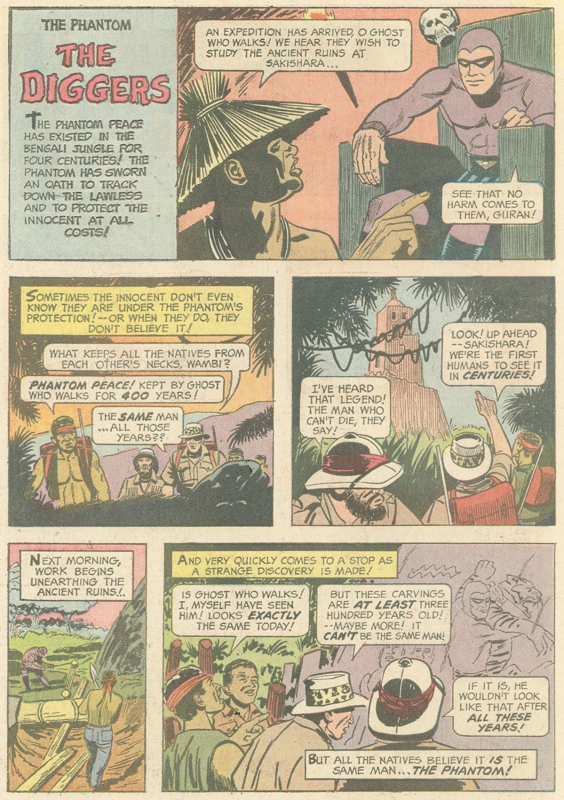 The Phantom (1962) issue 16 - Page 34