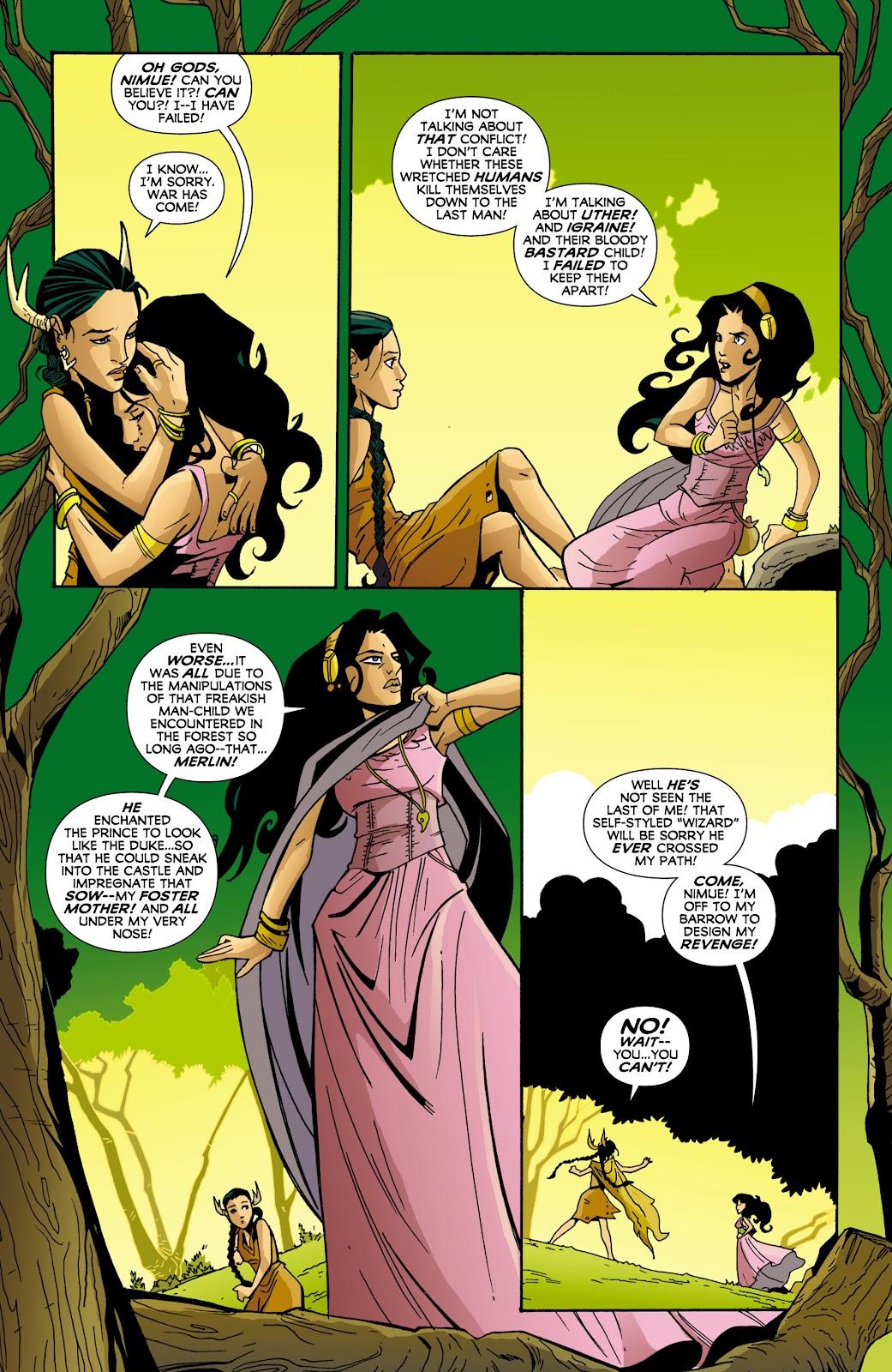 Madame Xanadu issue 20 - Page 22